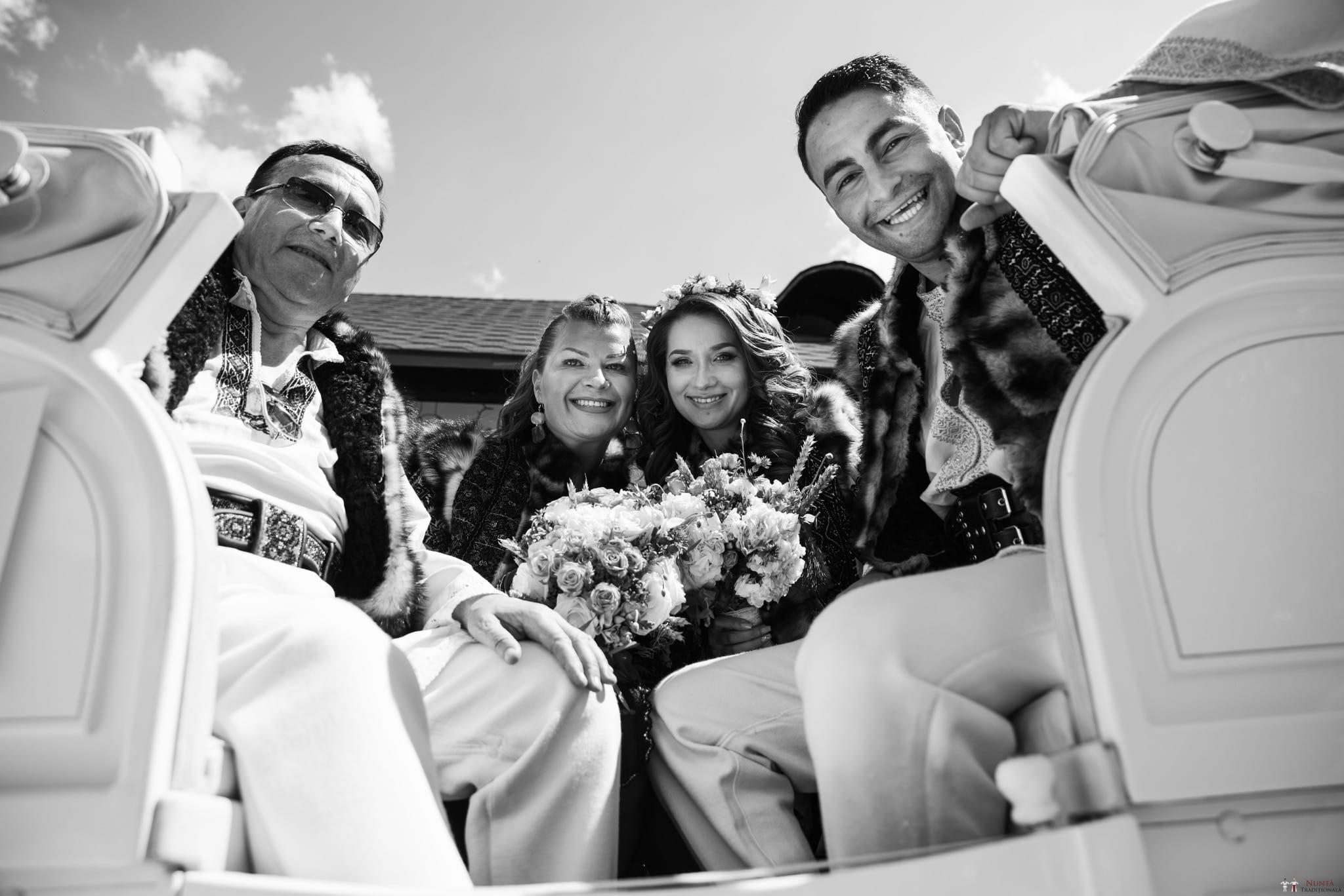 Povești Nunți Tradiționale - Irina și Alexandru, nuntă în Câmpulung Moldovenesc, Suceava 42