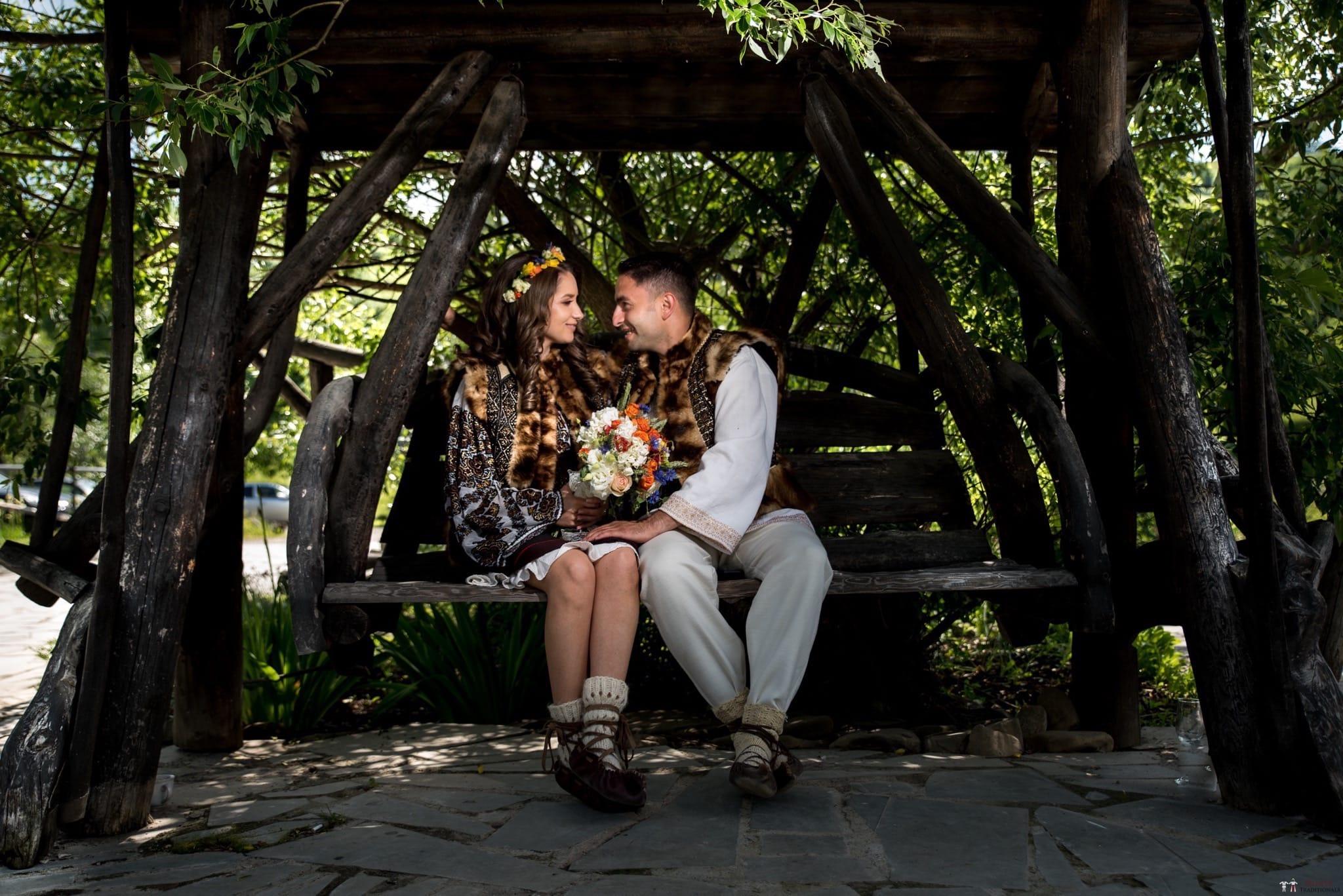 Povești Nunți Tradiționale - Irina și Alexandru, nuntă în Câmpulung Moldovenesc, Suceava 45