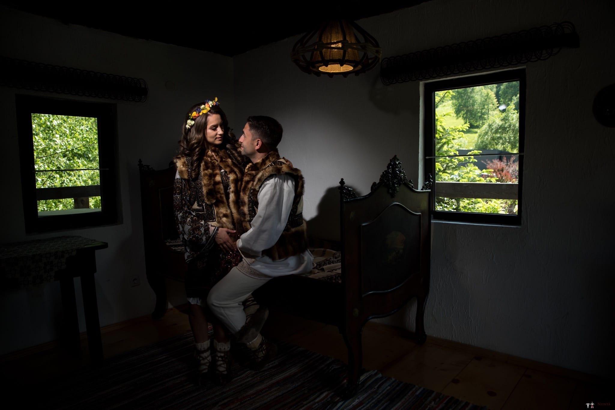 Povești Nunți Tradiționale - Irina și Alexandru, nuntă în Câmpulung Moldovenesc, Suceava 47