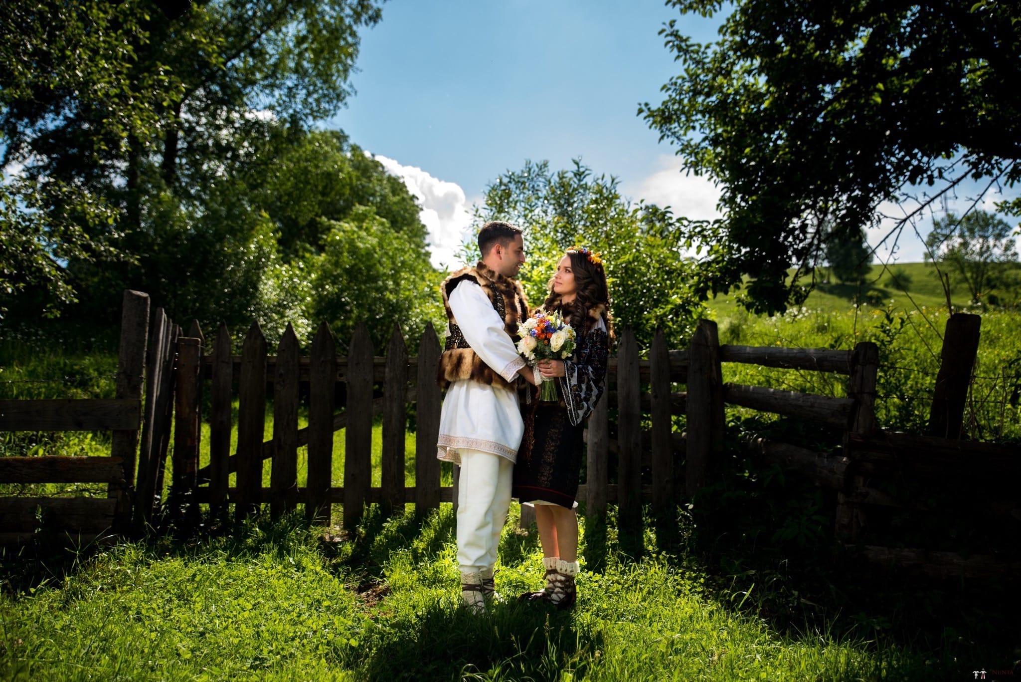 Povești Nunți Tradiționale - Irina și Alexandru, nuntă în Câmpulung Moldovenesc, Suceava 48