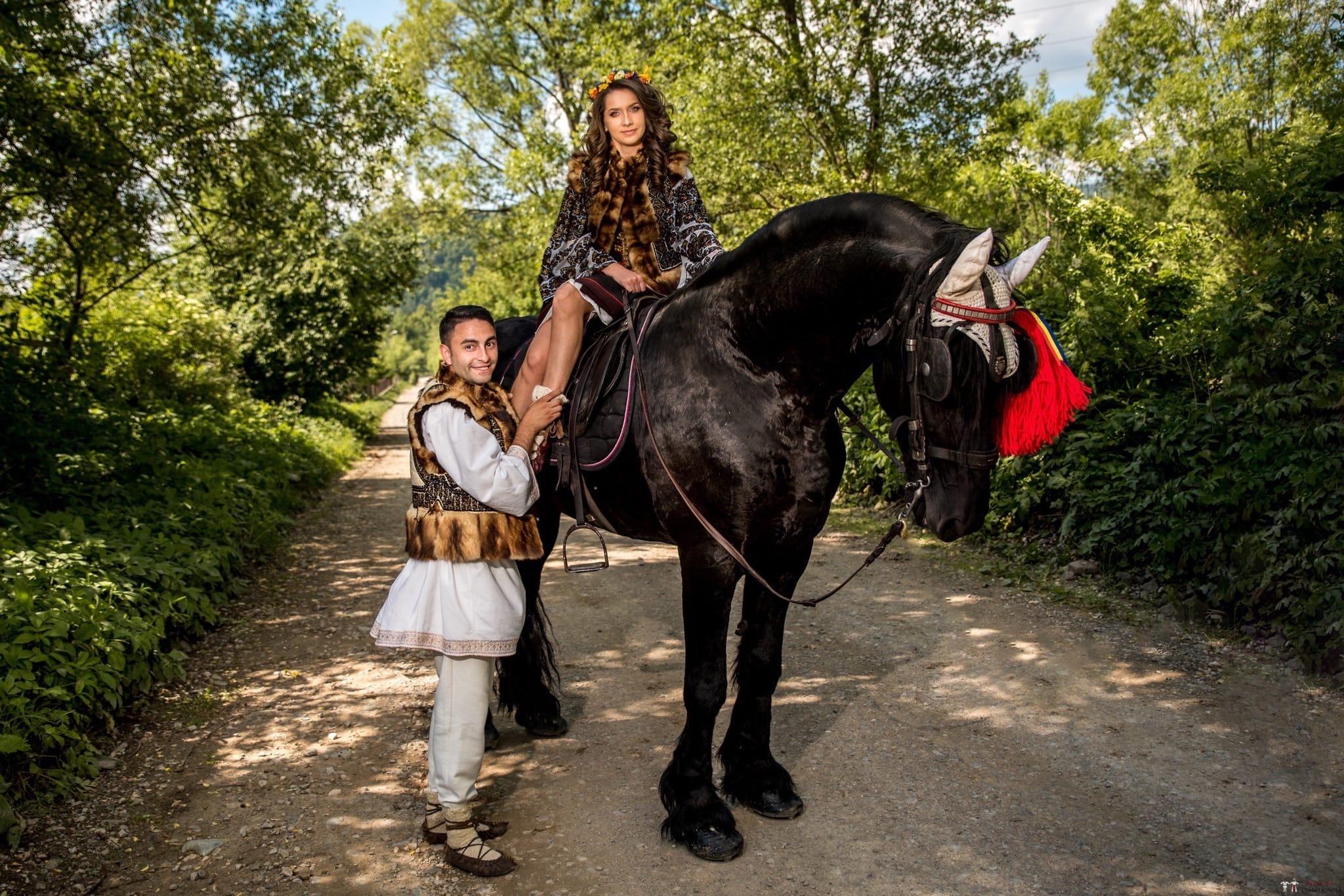Povești Nunți Tradiționale - Irina și Alexandru, nuntă în Câmpulung Moldovenesc, Suceava 49