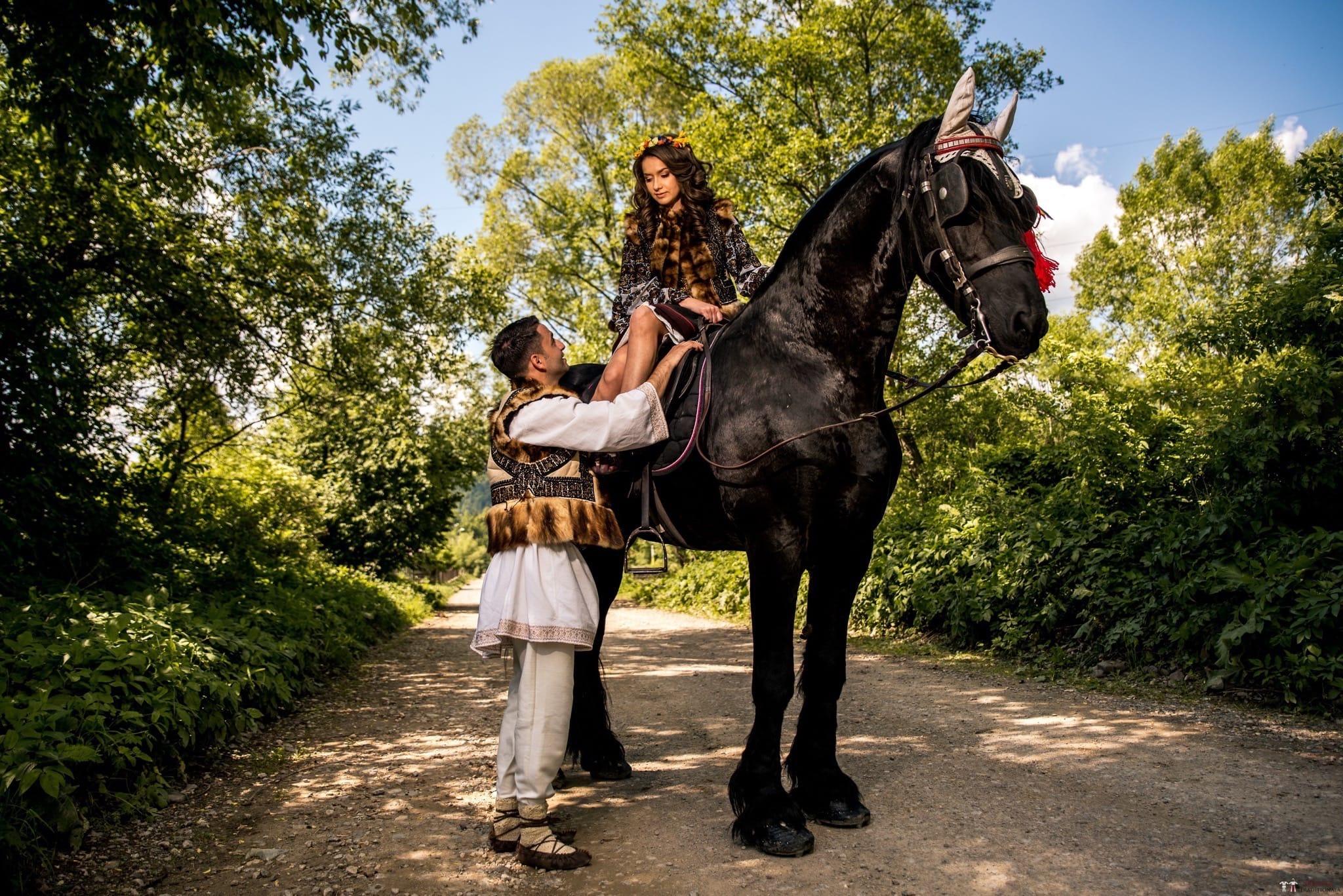 Povești Nunți Tradiționale - Irina și Alexandru, nuntă în Câmpulung Moldovenesc, Suceava 50
