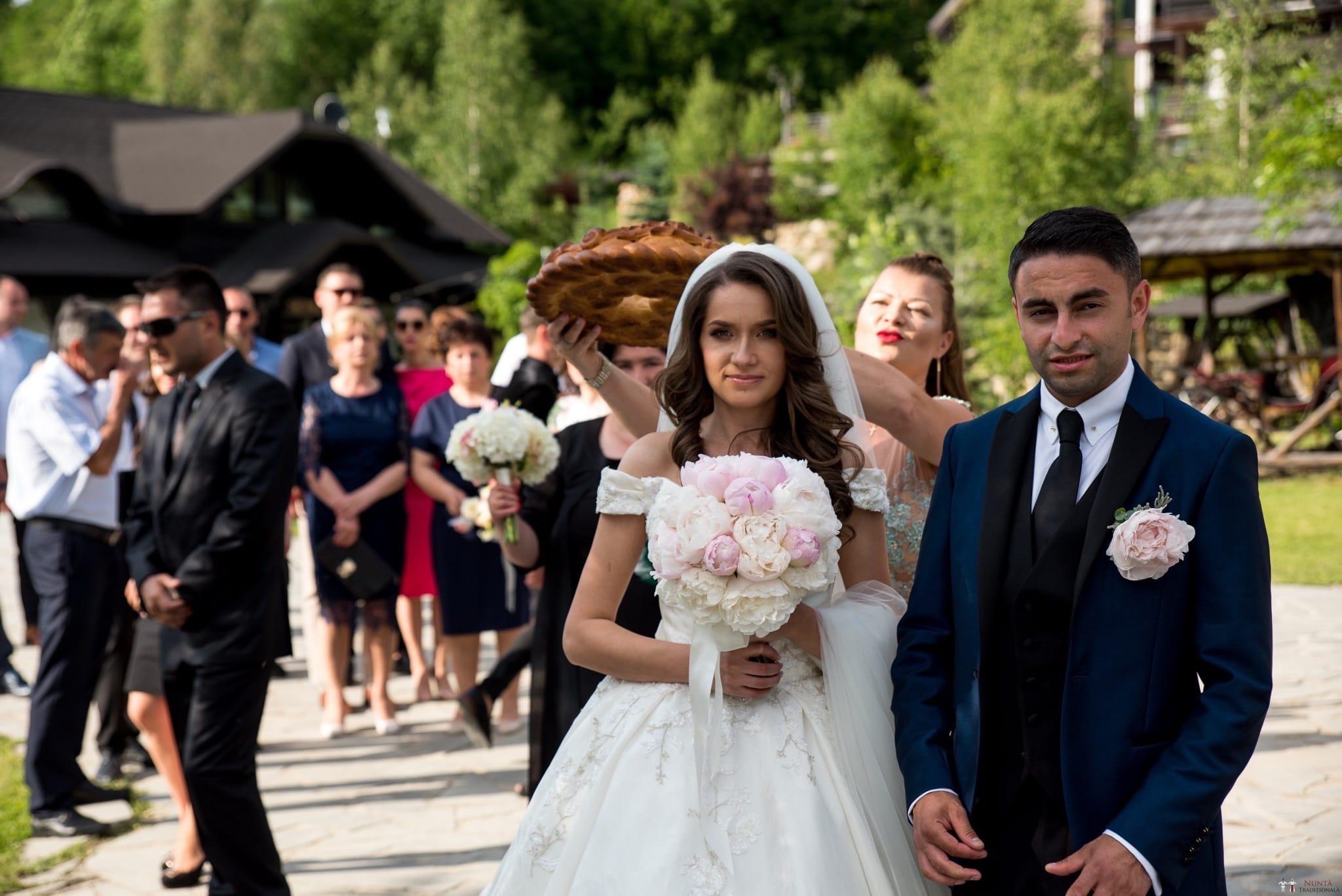 Povești Nunți Tradiționale - Irina și Alexandru, nuntă în Câmpulung Moldovenesc, Suceava 54