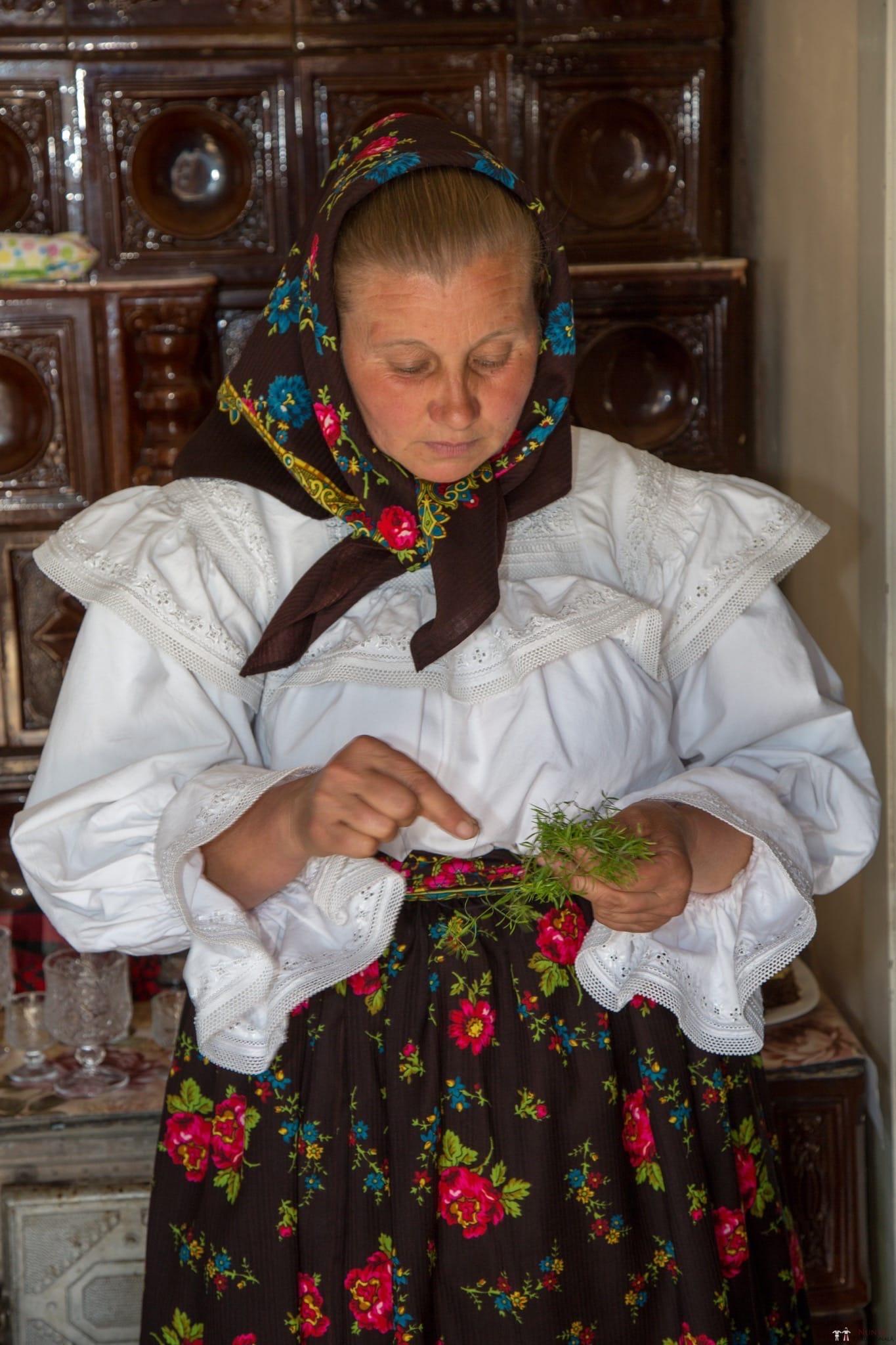 Povești Nunți Tradiționale - Ancuța și Nicu, cununie tradițională în Giulești, Maramureș 2