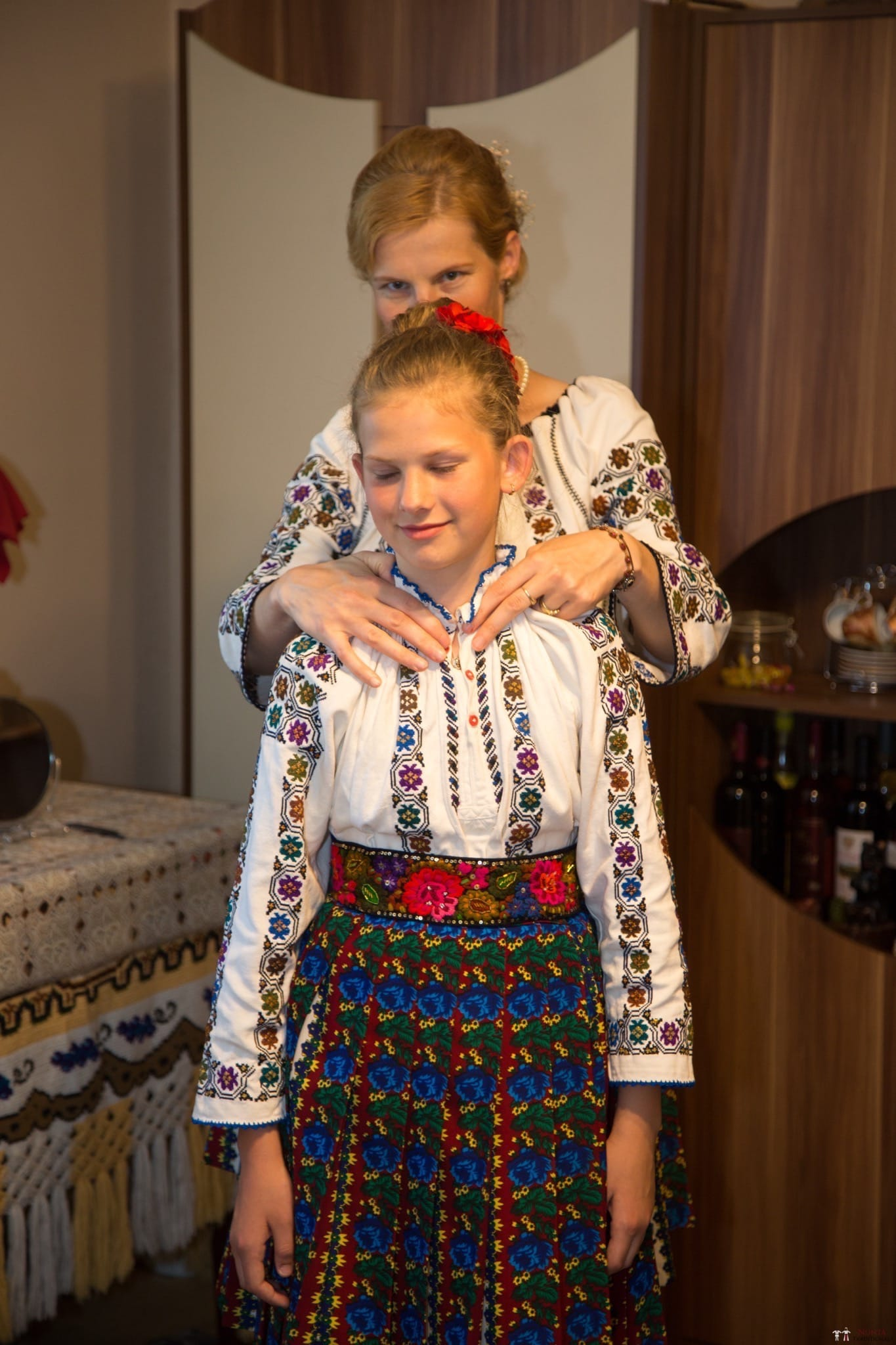 Povești Nunți Tradiționale - Ancuța și Nicu, cununie tradițională în Giulești, Maramureș 3