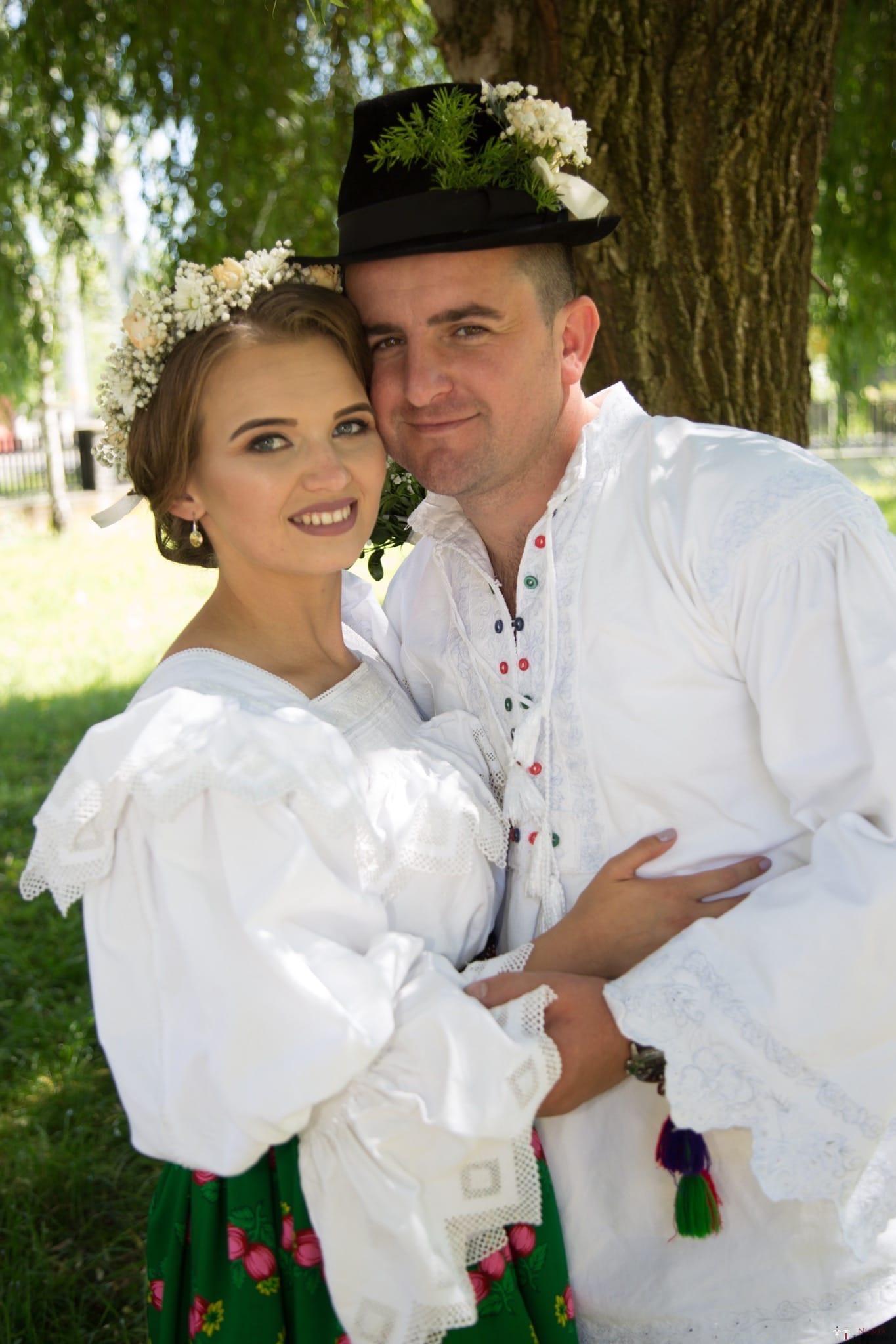 Povești Nunți Tradiționale - Ancuța și Nicu, cununie tradițională în Giulești, Maramureș 36