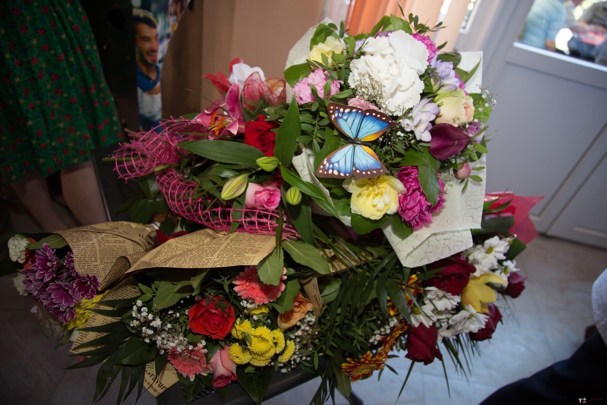 Povești Nunți Tradiționale - Ancuța și Nicu, cununie tradițională în Giulești, Maramureș 40