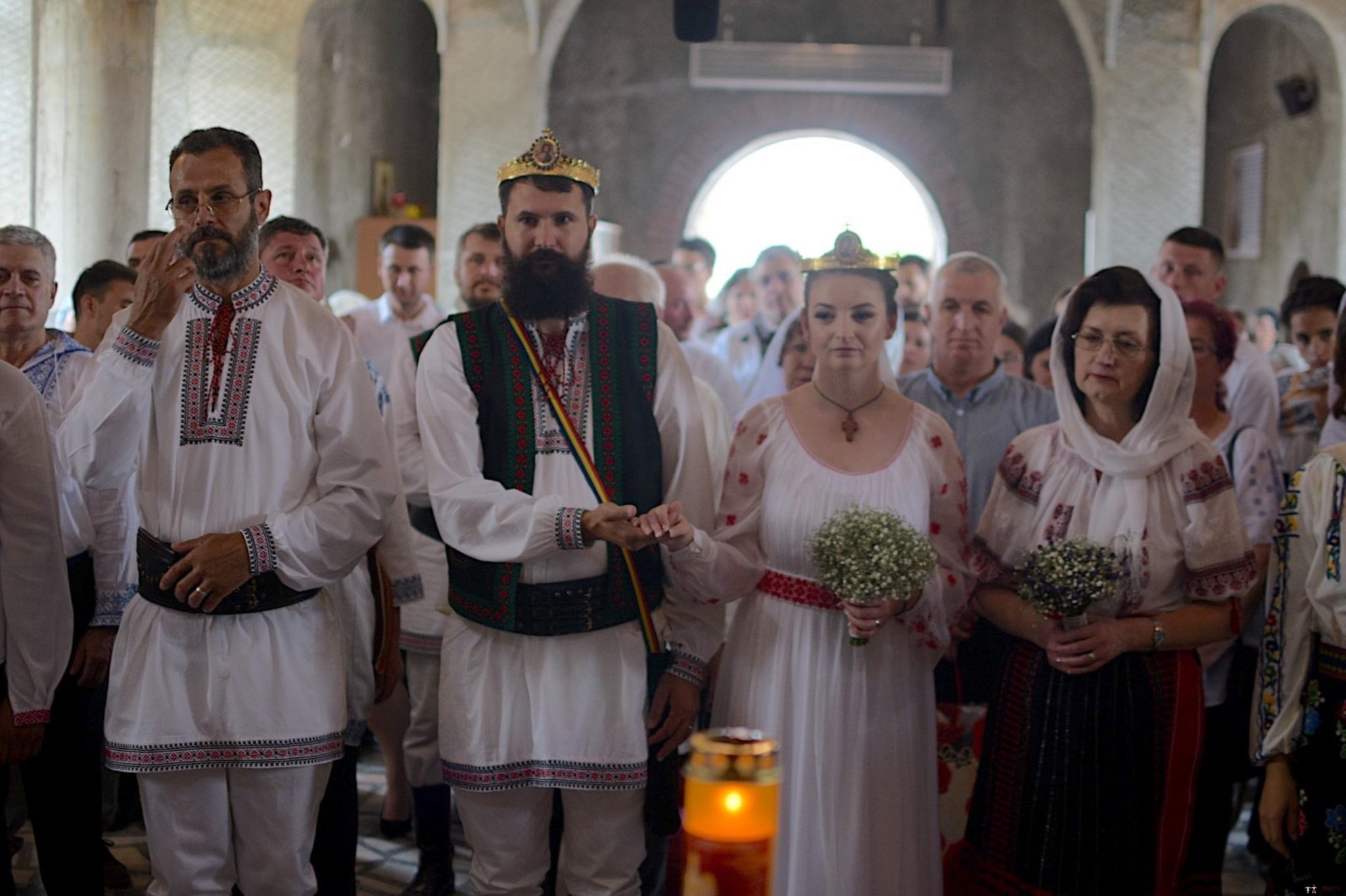Povești Nunți Tradiționale - George Gabriel și Alexandra Buzatu, nuntă tradițională în Strejnicu, Prahova 15