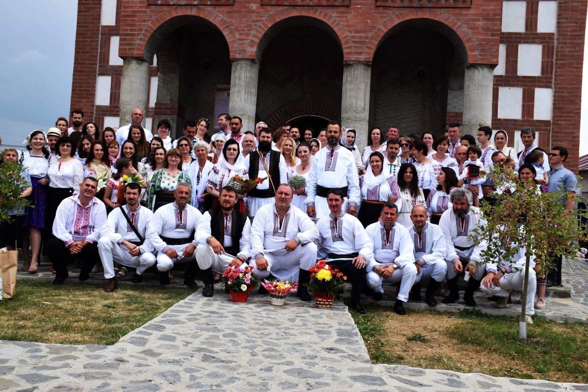 Povești Nunți Tradiționale - George Gabriel și Alexandra Buzatu, nuntă tradițională în Strejnicu, Prahova 2