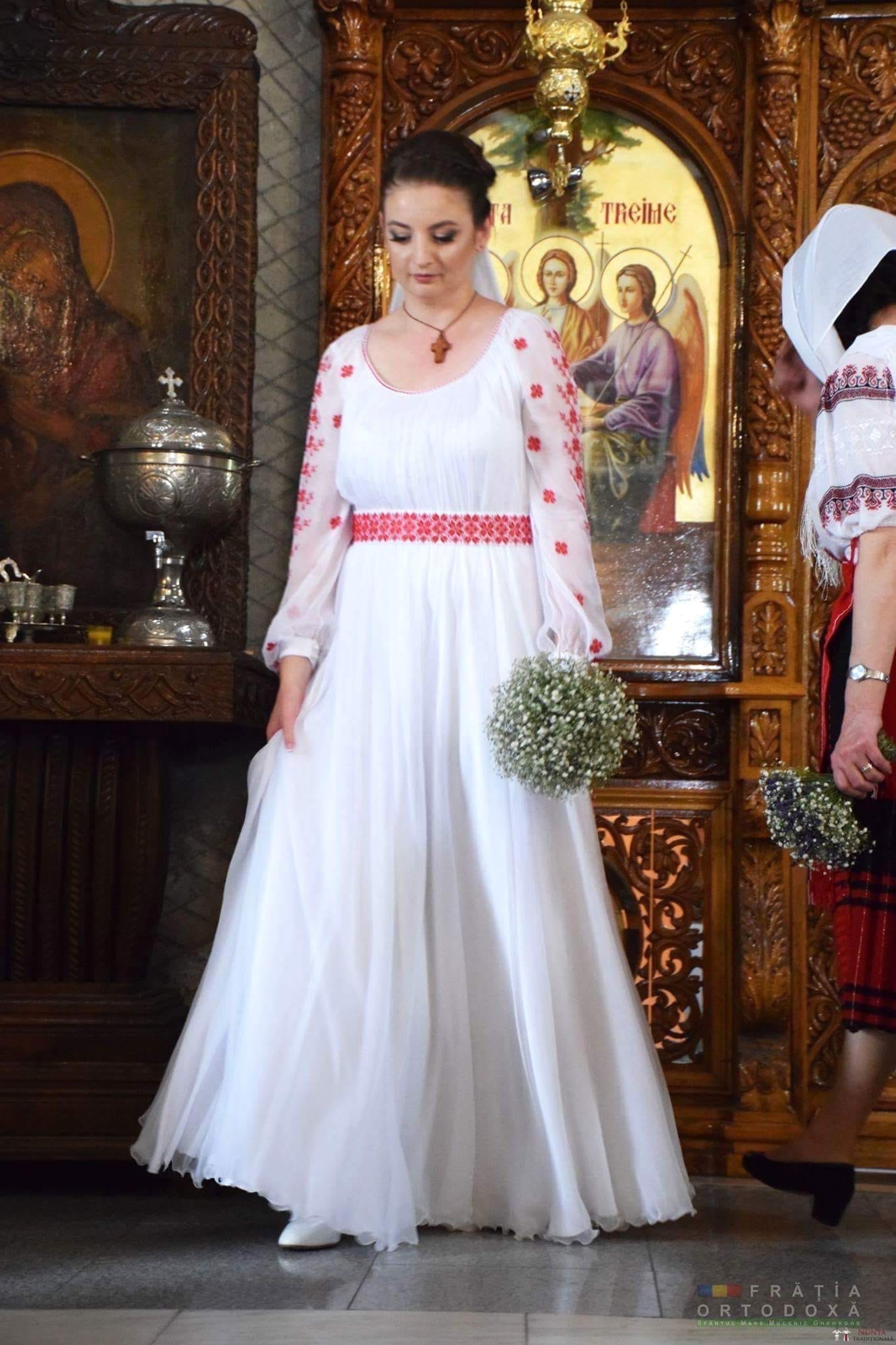 Povești Nunți Tradiționale - George Gabriel și Alexandra Buzatu, nuntă tradițională în Strejnicu, Prahova 3