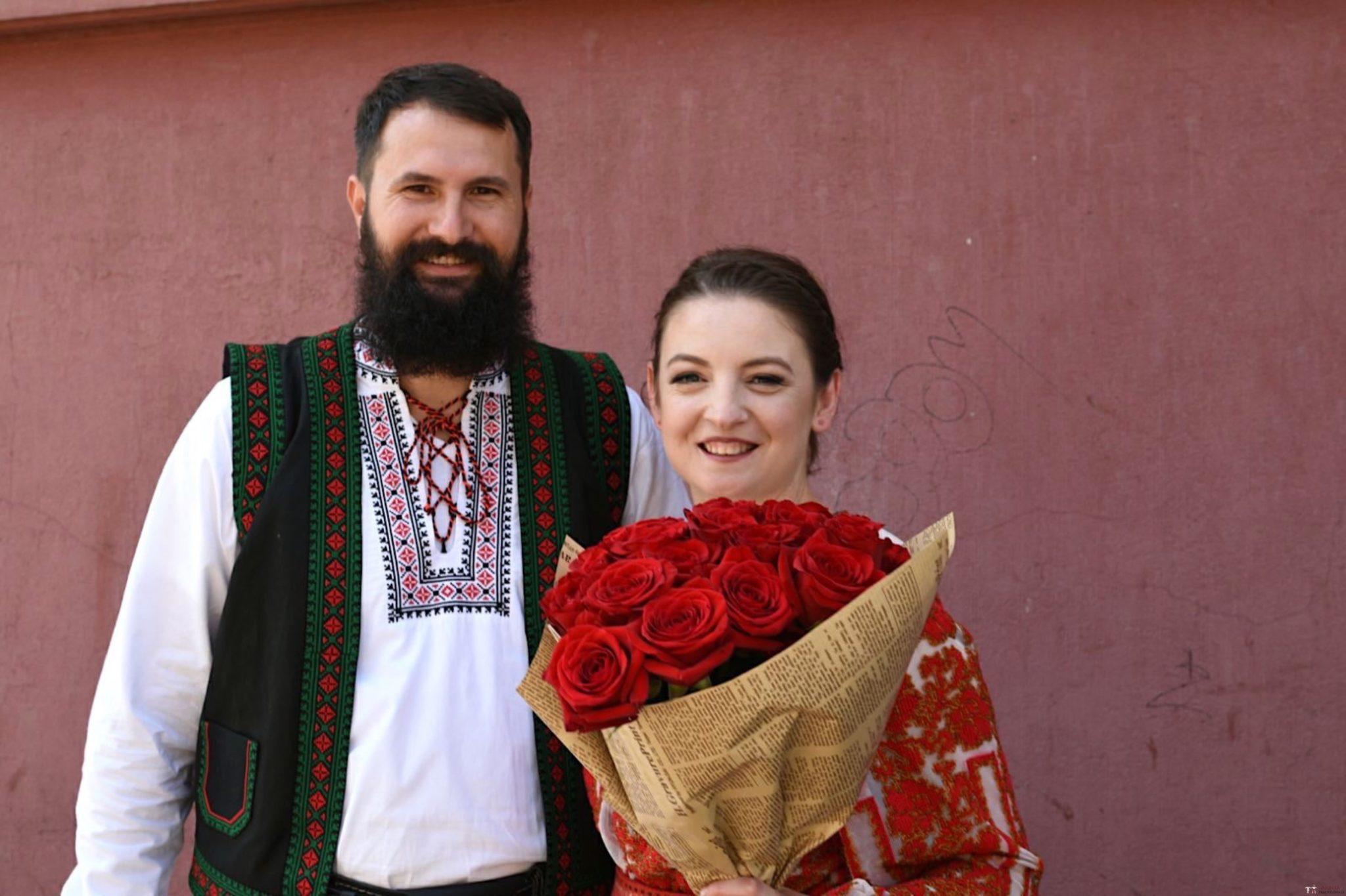 Povești Nunți Tradiționale - George Gabriel și Alexandra Buzatu, nuntă tradițională în Strejnicu, Prahova 6
