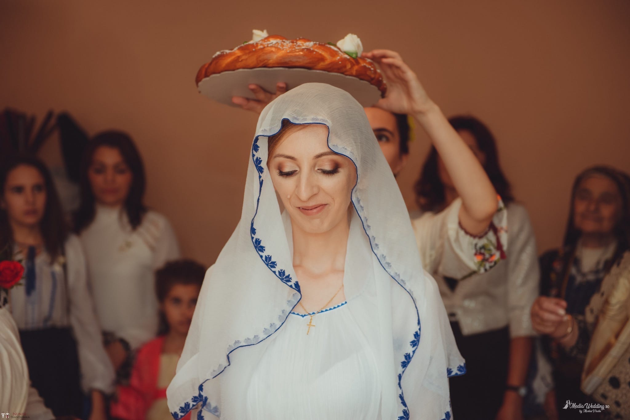 Povești Nunți Tradiționale - Alina-Maria și Ilie, nuntă tradițională în București 11