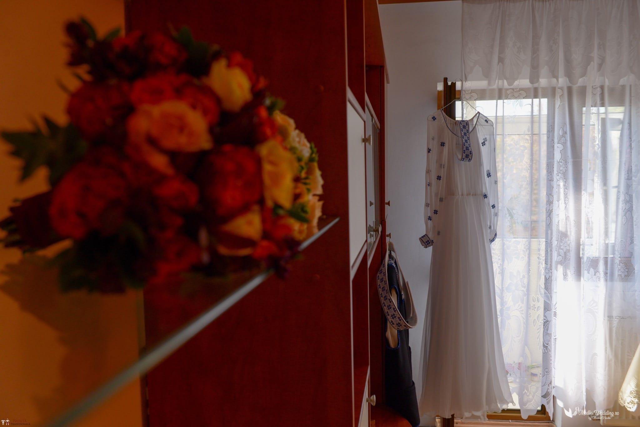 Povești Nunți Tradiționale - Alina-Maria și Ilie, nuntă tradițională în București 1