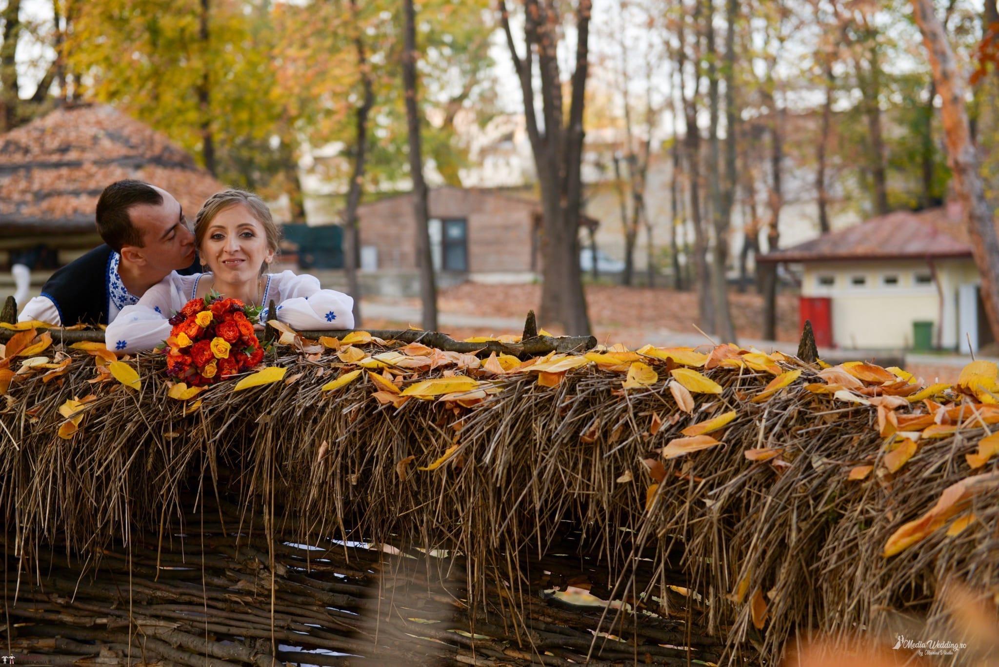 Povești Nunți Tradiționale - Alina-Maria și Ilie, nuntă tradițională în București 31