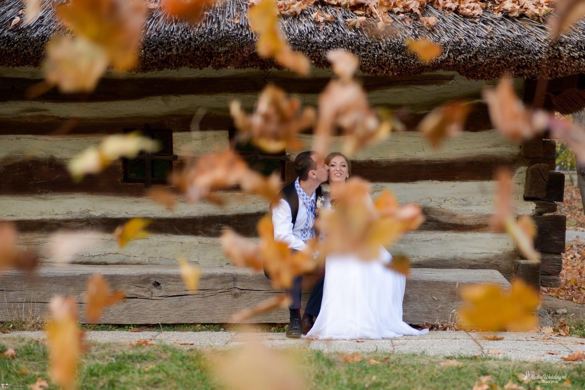 Povești Nunți Tradiționale - Alina-Maria și Ilie, nuntă tradițională în București 32