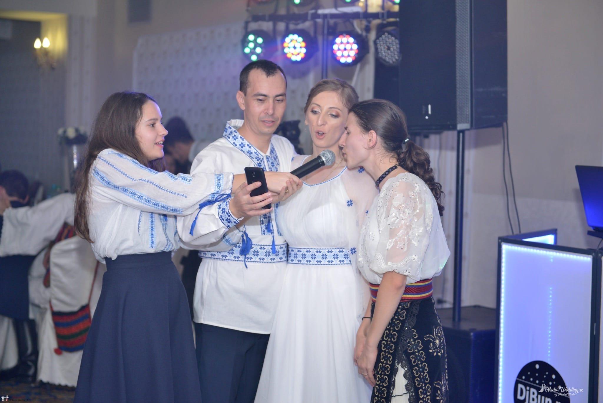 Povești Nunți Tradiționale - Alina-Maria și Ilie, nuntă tradițională în București 37
