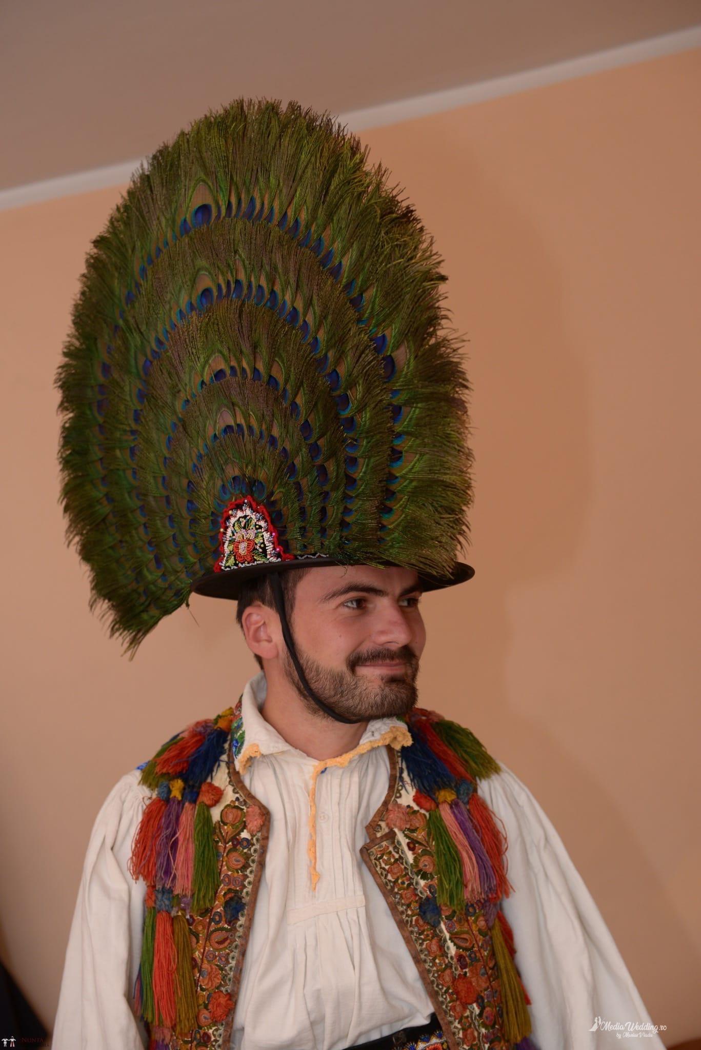 Povești Nunți Tradiționale - Alina-Maria și Ilie, nuntă tradițională în București 5