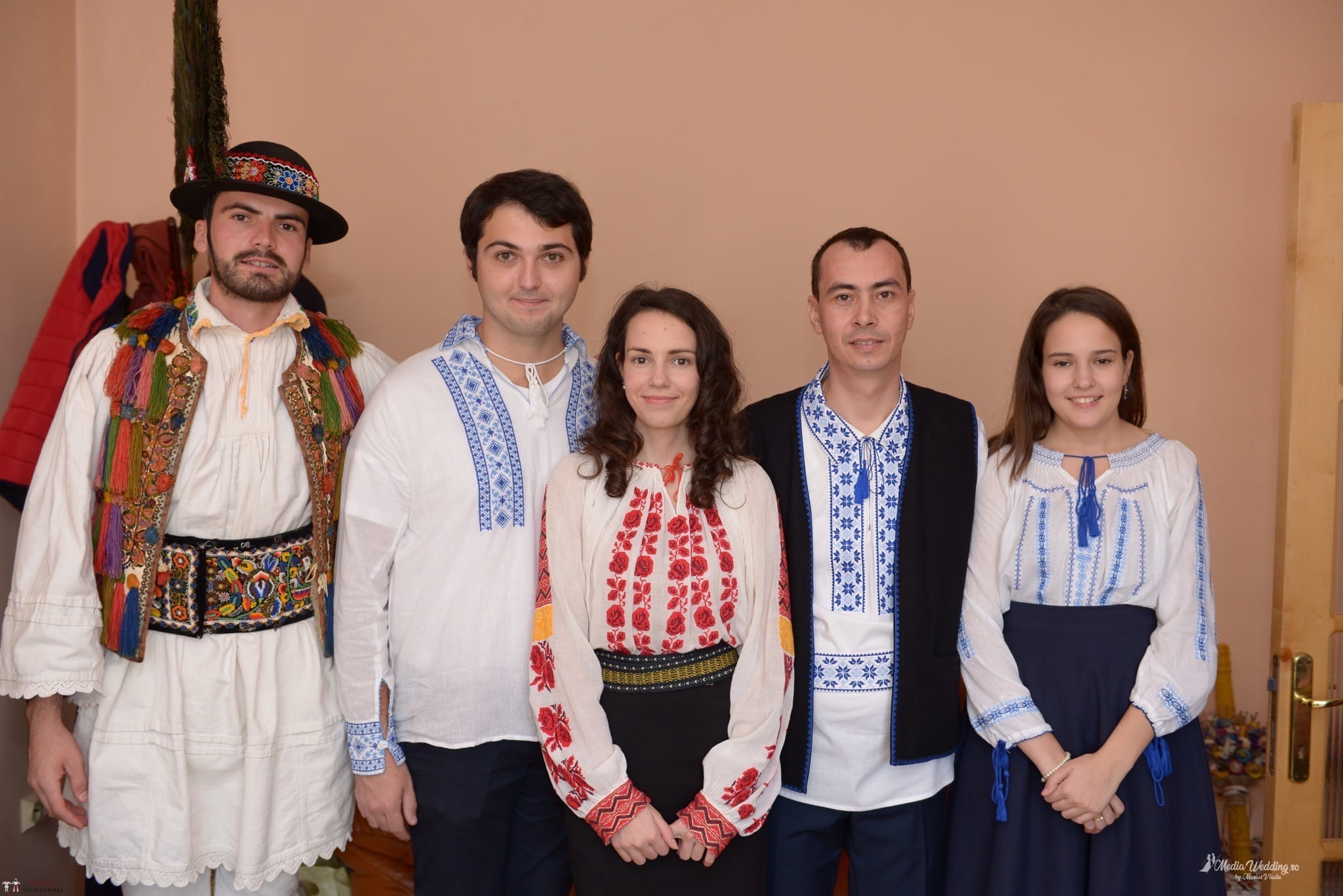 Povești Nunți Tradiționale - Alina-Maria și Ilie, nuntă tradițională în București 6