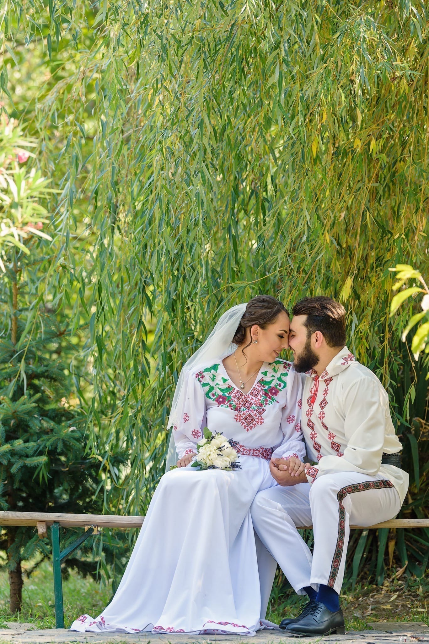 Povești Nunți Tradiționale - Daniela și Cristian, nuntă tradițională în Slobozia, Giurgiu 10