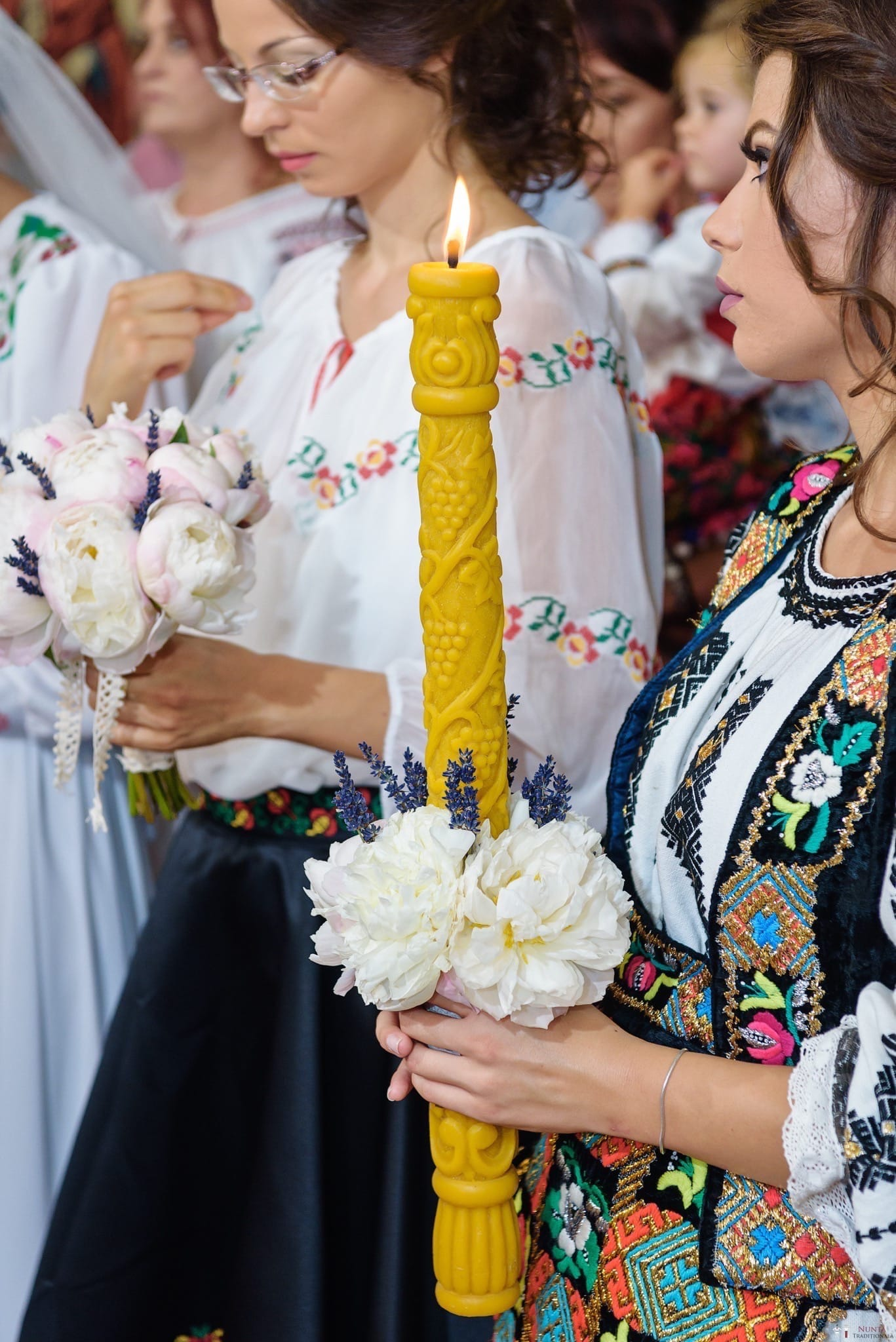 Povești Nunți Tradiționale - Daniela și Cristian, nuntă tradițională în Slobozia, Giurgiu 13