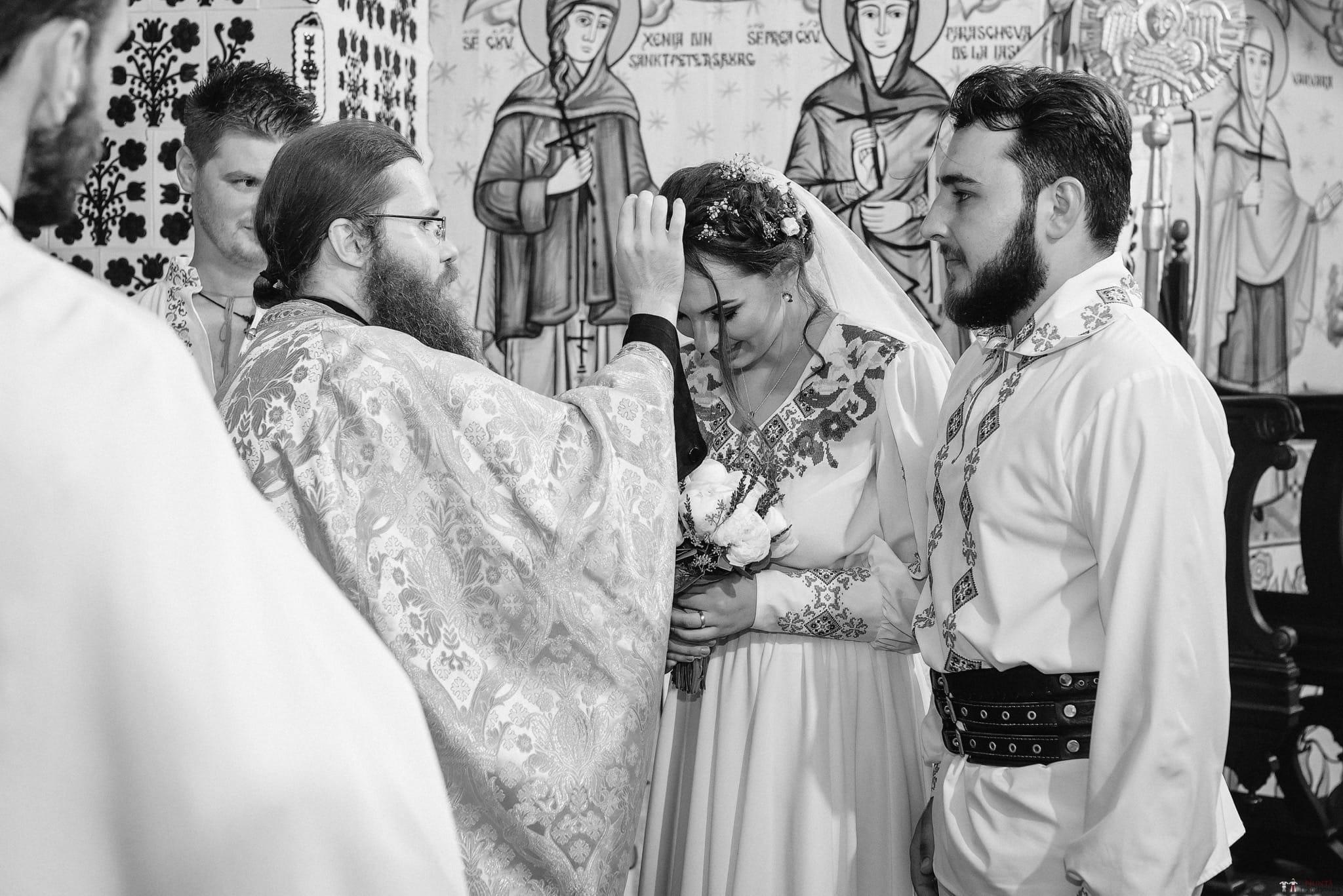 Povești Nunți Tradiționale - Daniela și Cristian, nuntă tradițională în Slobozia, Giurgiu 1