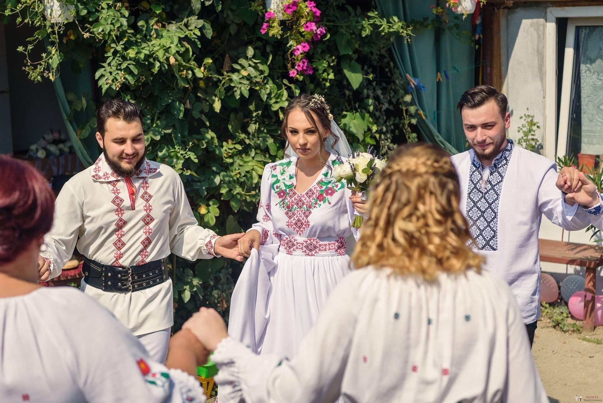 Povești Nunți Tradiționale - Daniela și Cristian, nuntă tradițională în Slobozia, Giurgiu 23