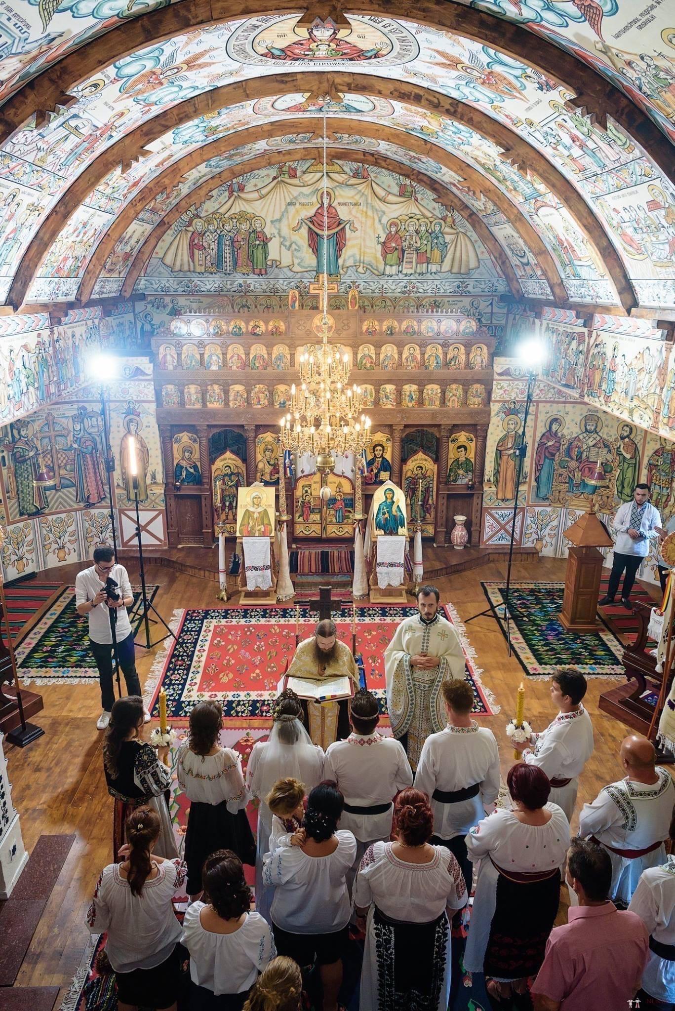 Povești Nunți Tradiționale - Daniela și Cristian, nuntă tradițională în Slobozia, Giurgiu 24