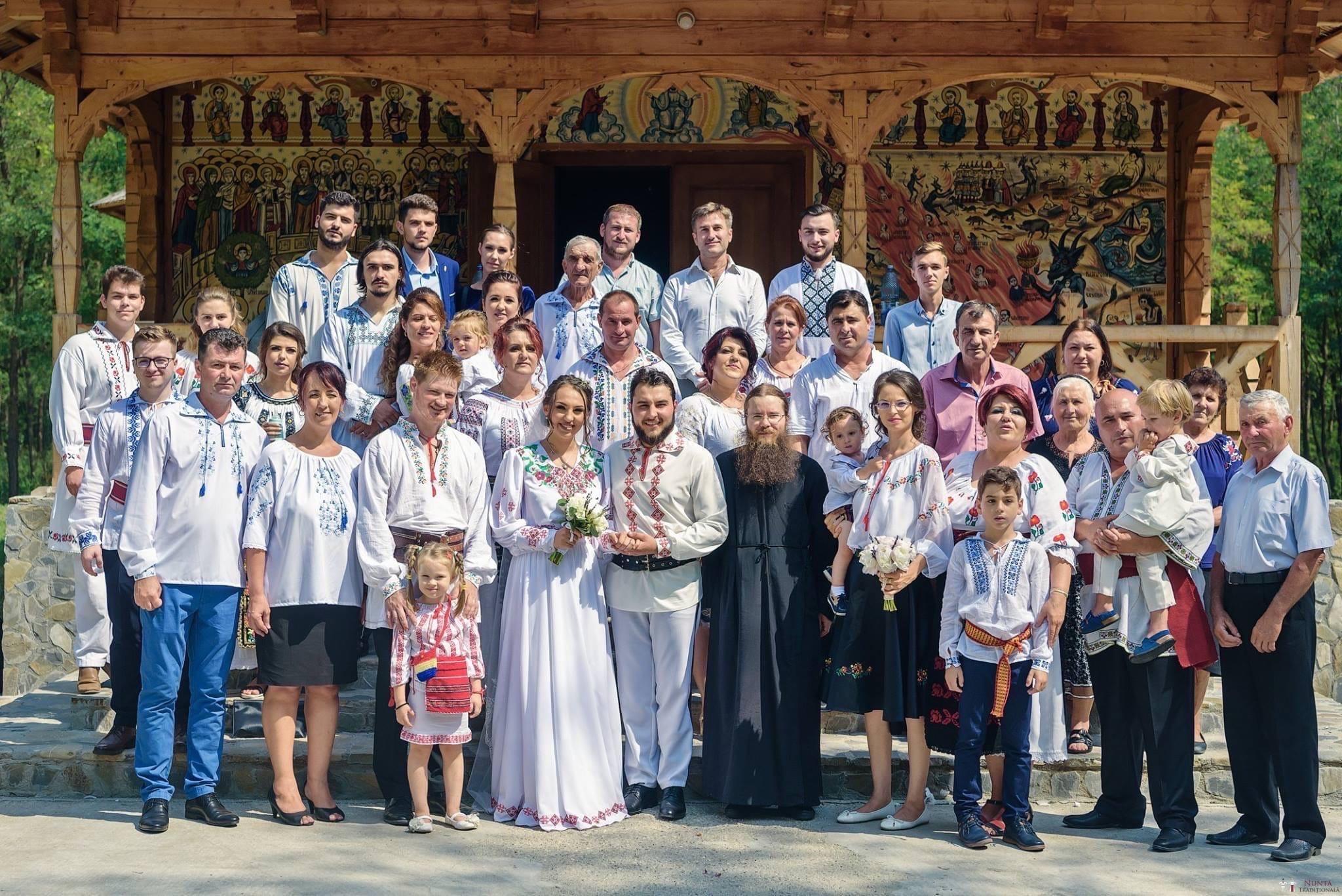 Povești Nunți Tradiționale - Daniela și Cristian, nuntă tradițională în Slobozia, Giurgiu 26