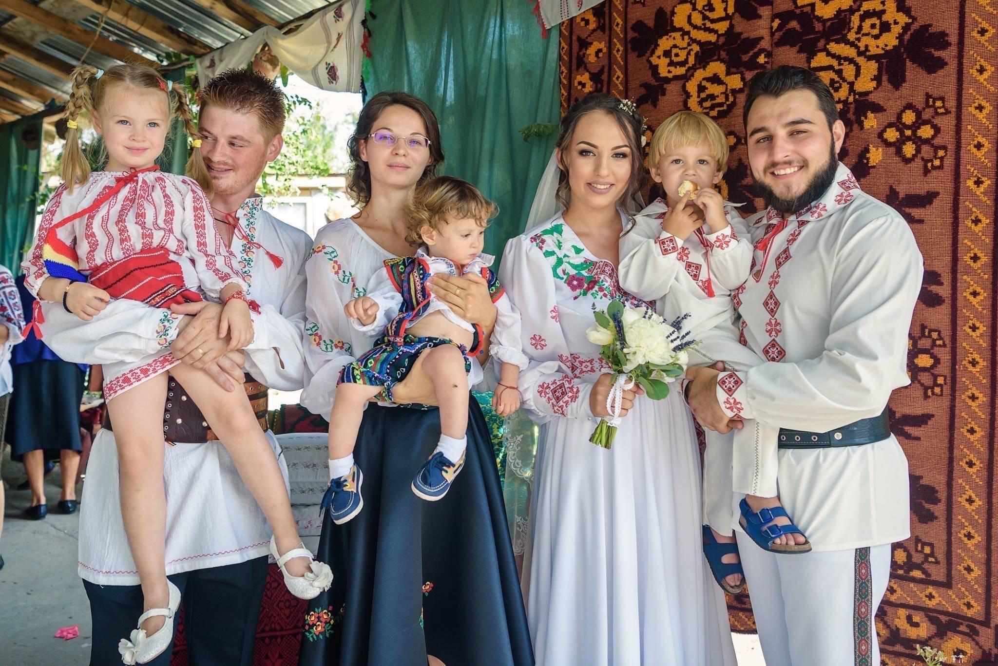 Povești Nunți Tradiționale - Daniela și Cristian, nuntă tradițională în Slobozia, Giurgiu 29