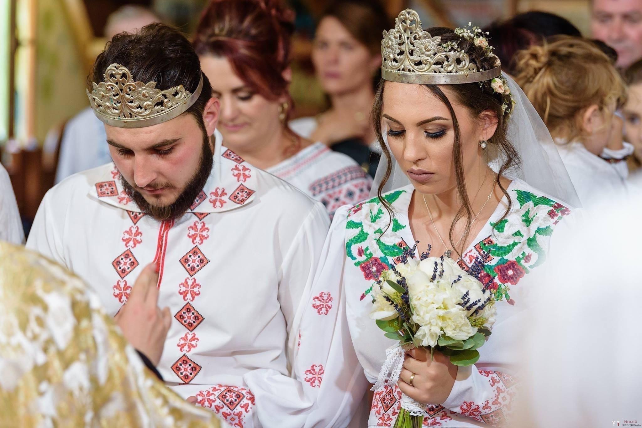 Povești Nunți Tradiționale - Daniela și Cristian, nuntă tradițională în Slobozia, Giurgiu 31