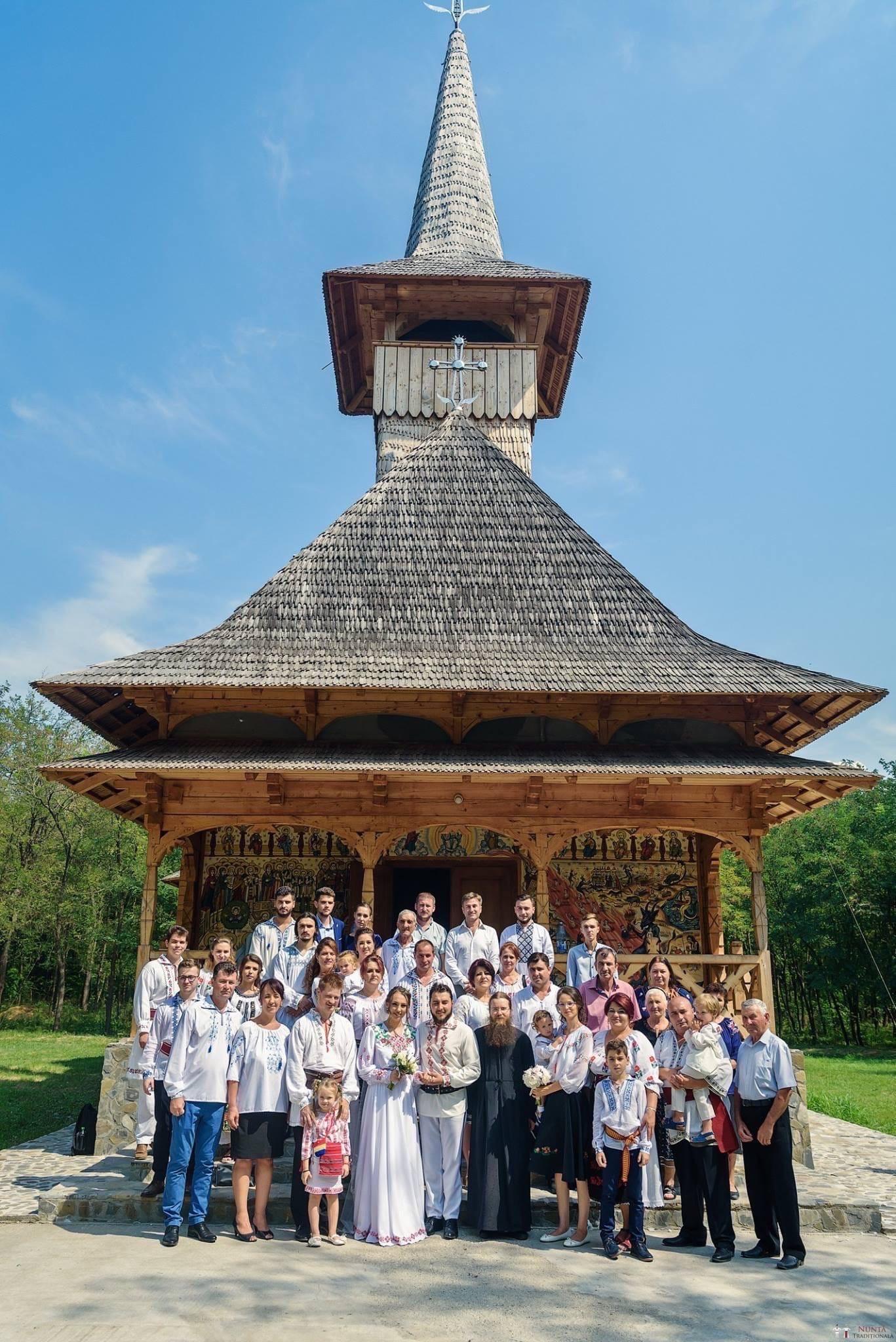 Povești Nunți Tradiționale - Daniela și Cristian, nuntă tradițională în Slobozia, Giurgiu 35