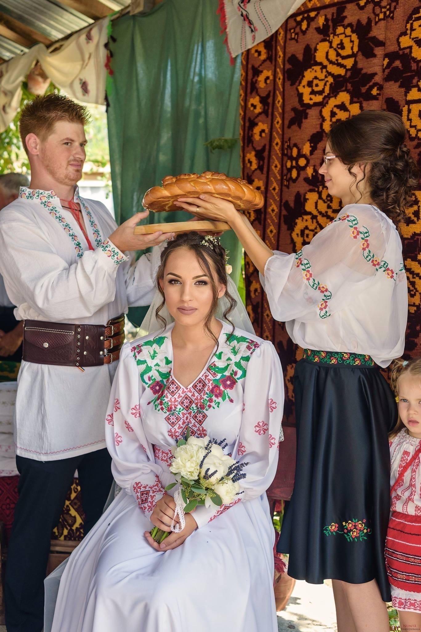 Povești Nunți Tradiționale - Daniela și Cristian, nuntă tradițională în Slobozia, Giurgiu 36