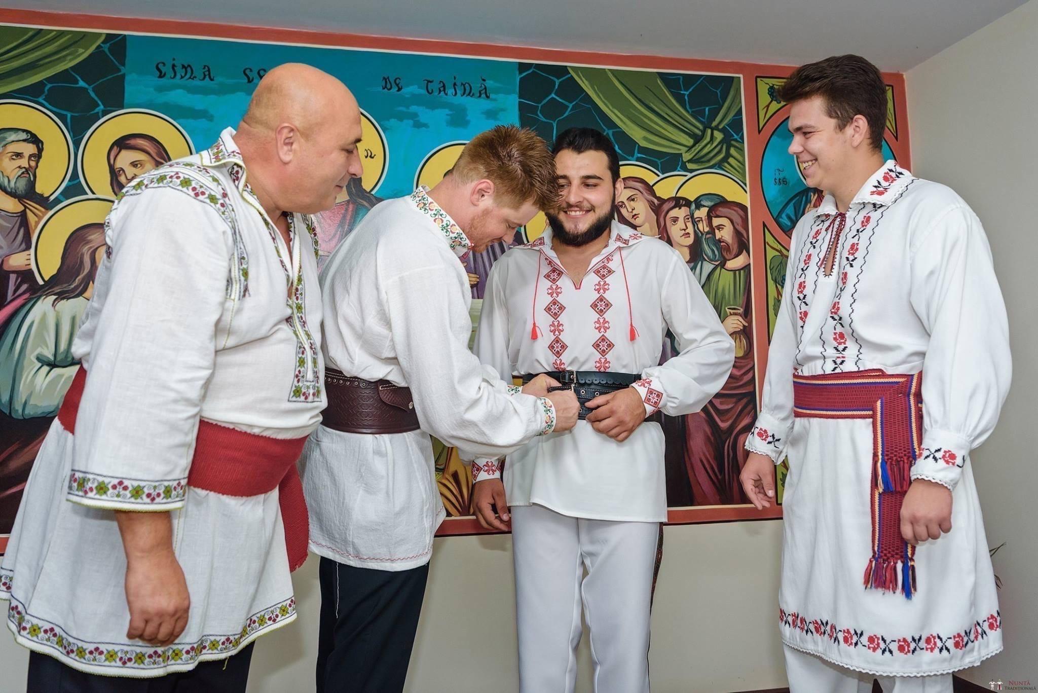 Povești Nunți Tradiționale - Daniela și Cristian, nuntă tradițională în Slobozia, Giurgiu 38