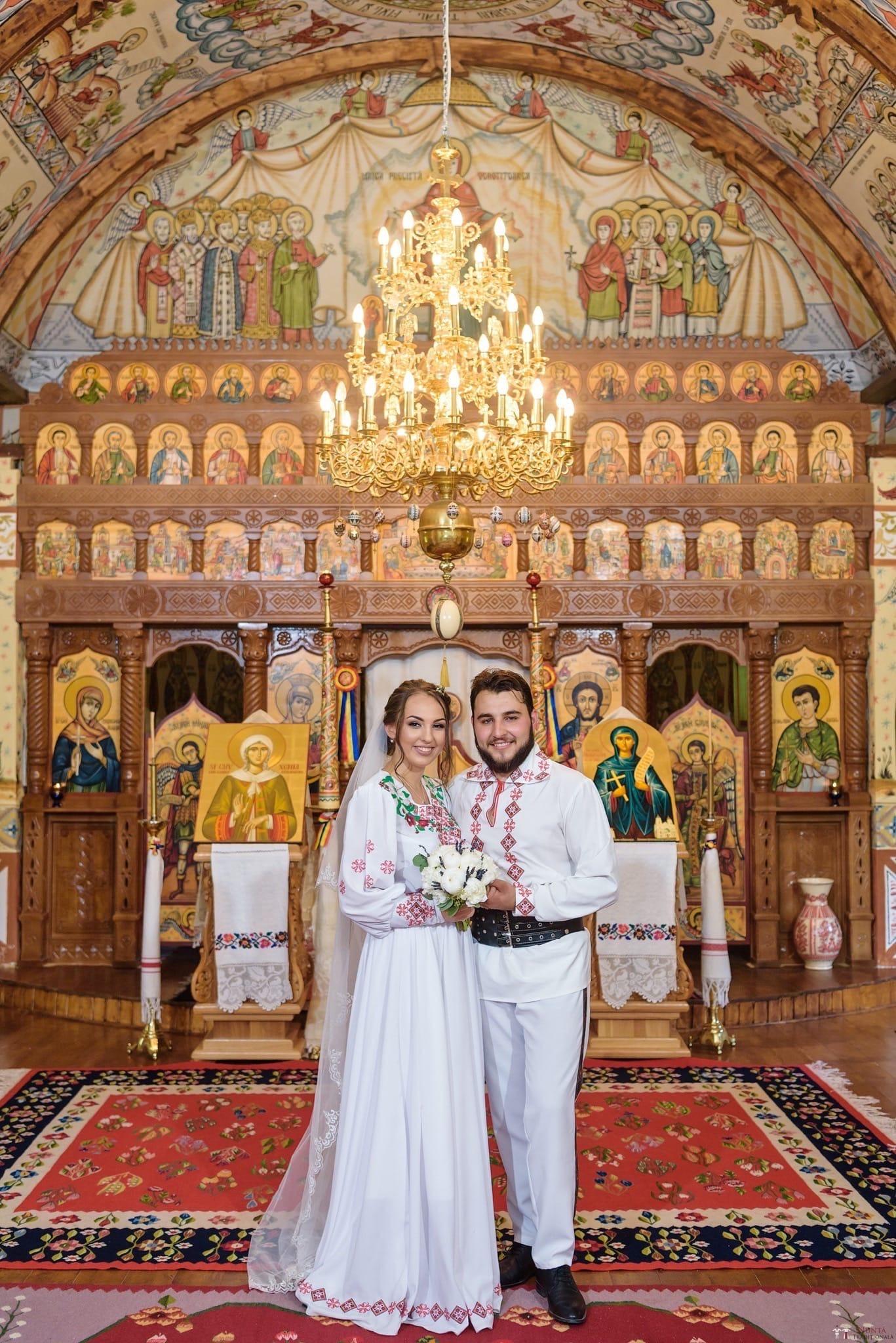 Povești Nunți Tradiționale - Daniela și Cristian, nuntă tradițională în Slobozia, Giurgiu 3