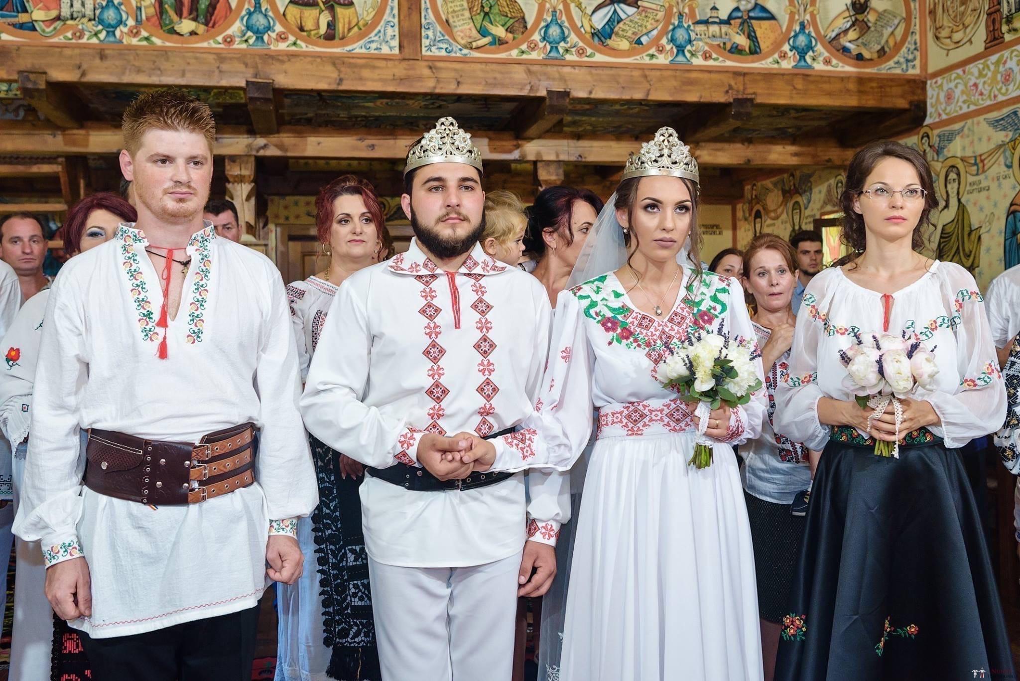 Povești Nunți Tradiționale - Daniela și Cristian, nuntă tradițională în Slobozia, Giurgiu 42