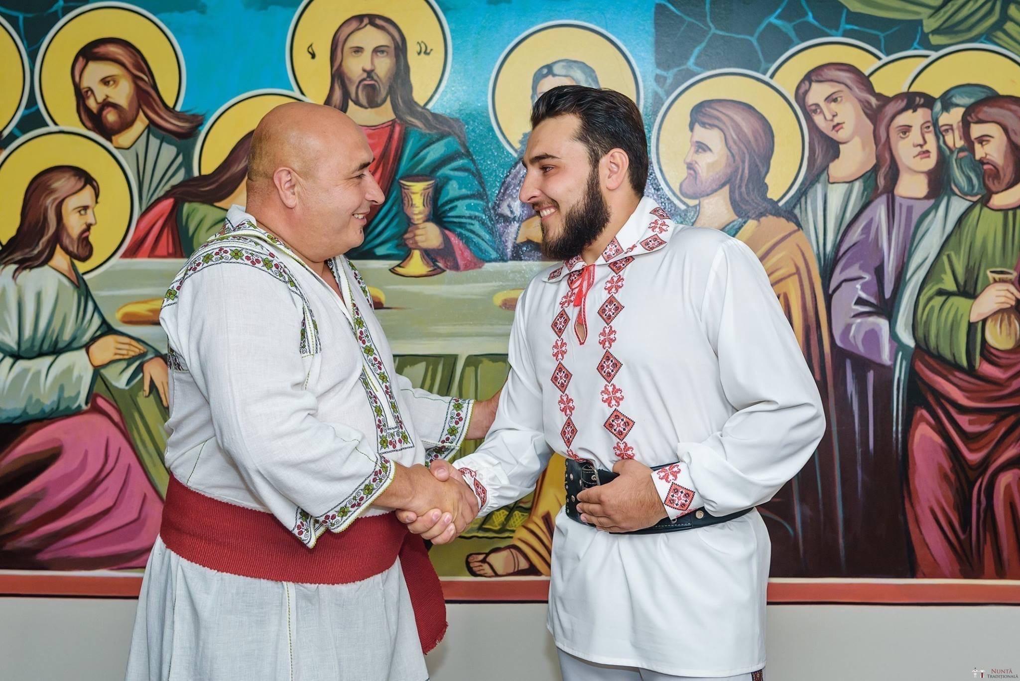 Povești Nunți Tradiționale - Daniela și Cristian, nuntă tradițională în Slobozia, Giurgiu 44