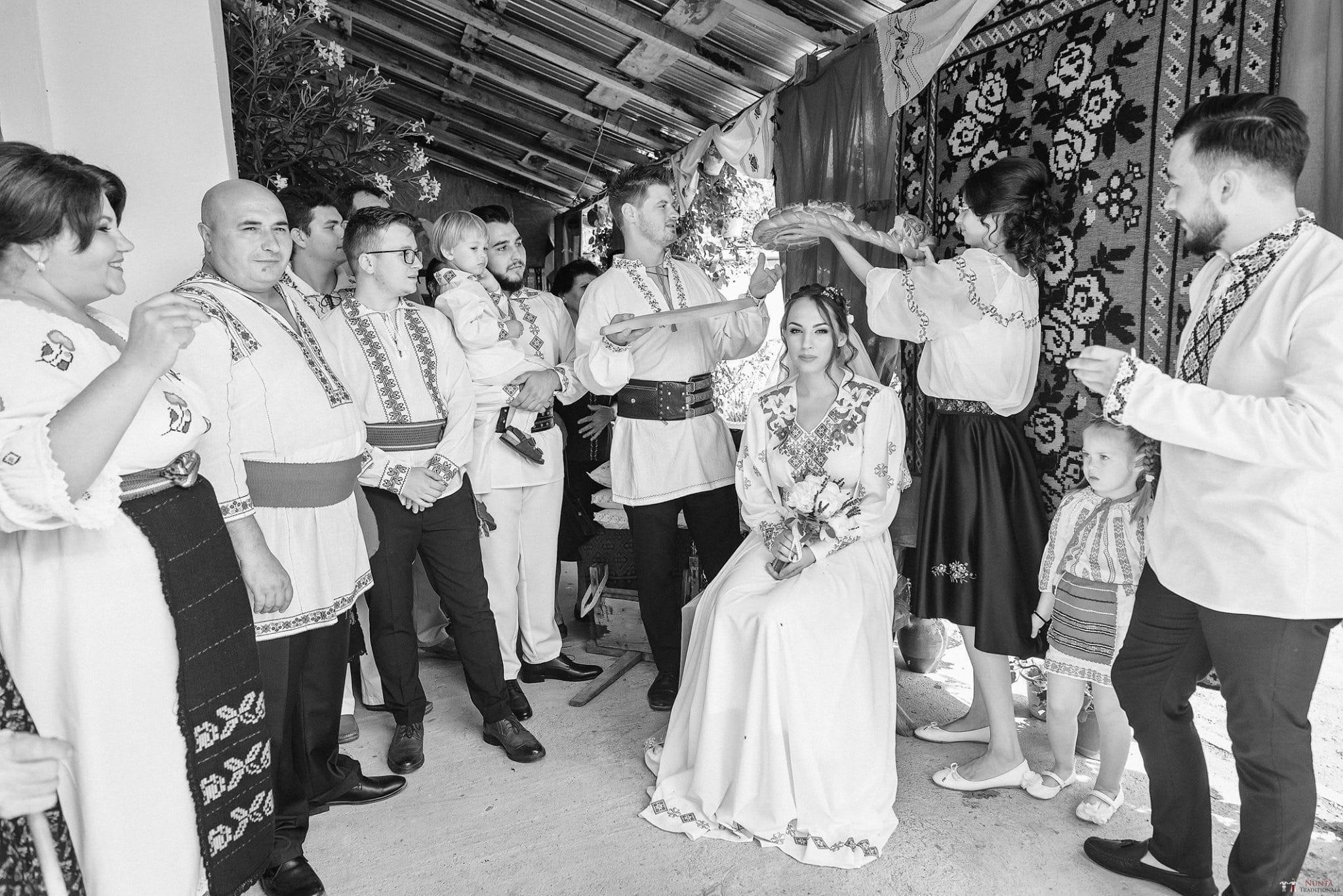 Povești Nunți Tradiționale - Daniela și Cristian, nuntă tradițională în Slobozia, Giurgiu 45