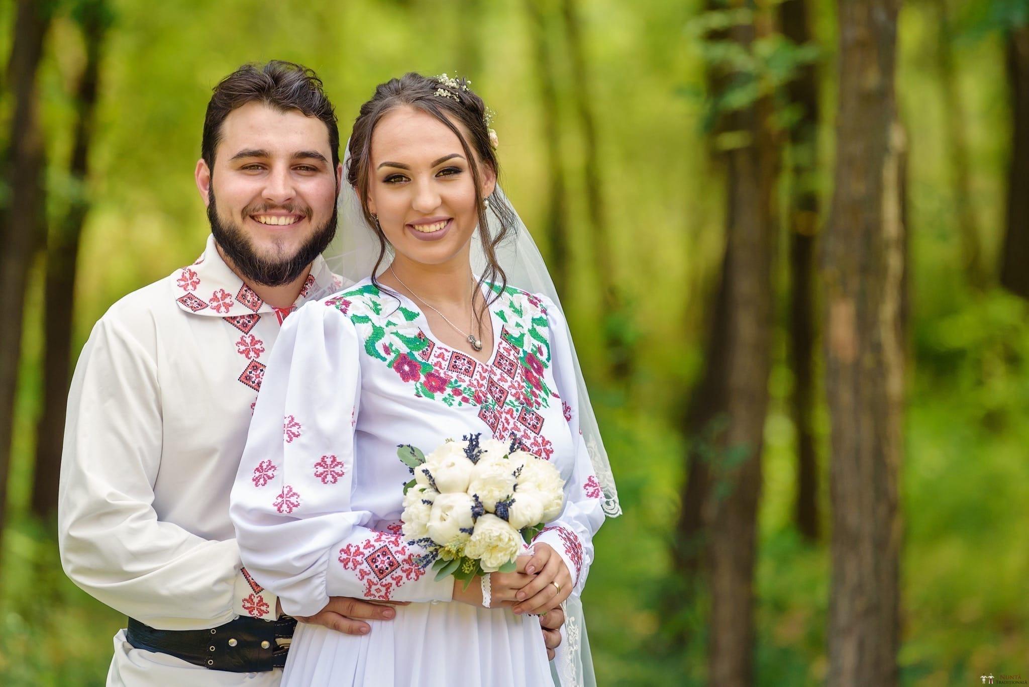 Povești Nunți Tradiționale - Daniela și Cristian, nuntă tradițională în Slobozia, Giurgiu 5
