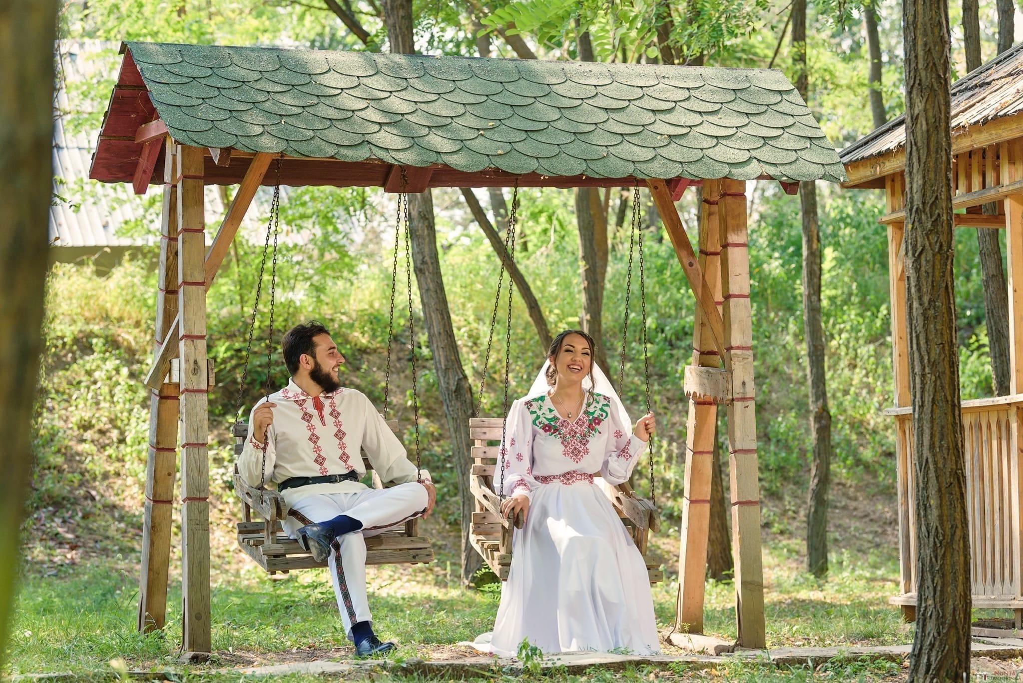 Povești Nunți Tradiționale - Daniela și Cristian, nuntă tradițională în Slobozia, Giurgiu 6