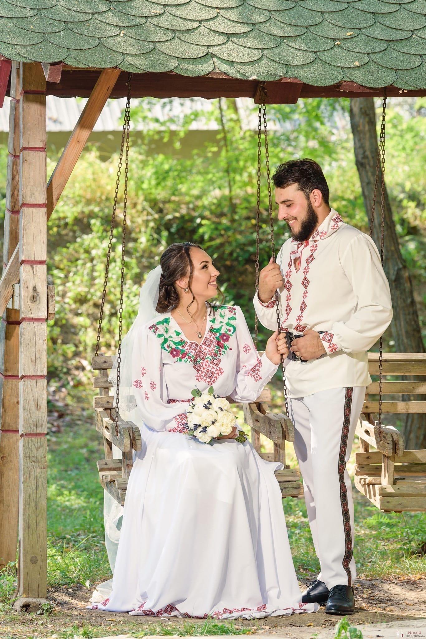 Povești Nunți Tradiționale - Daniela și Cristian, nuntă tradițională în Slobozia, Giurgiu 7
