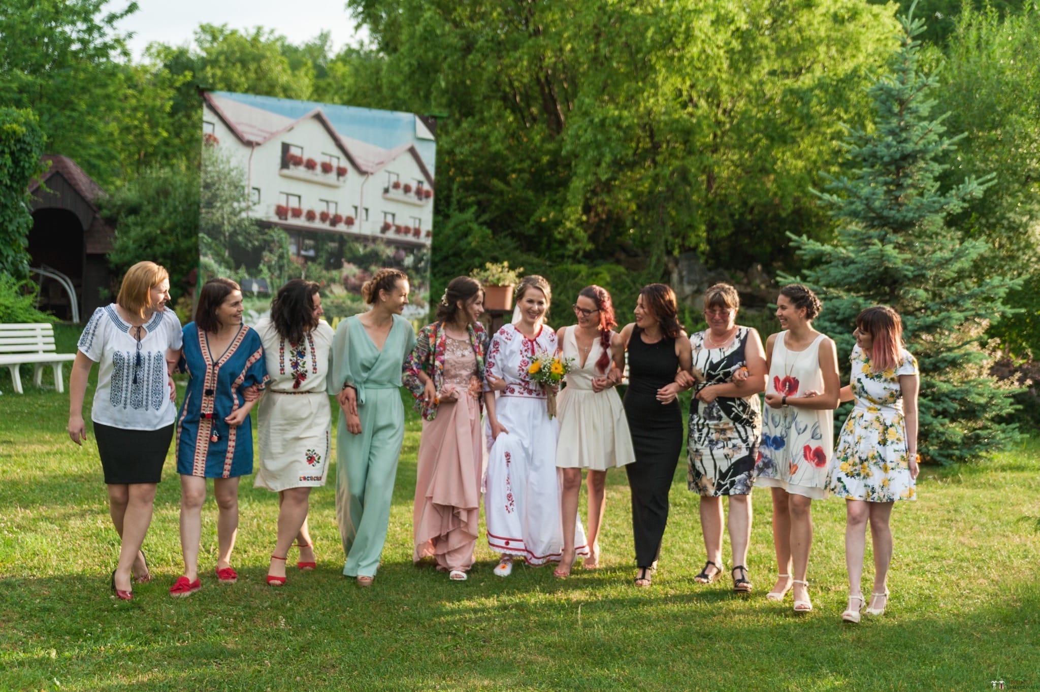Povești Nunți Tradiționale - Anamaria și Ionuț-Mihai, nuntă în Târgu Ocna 27