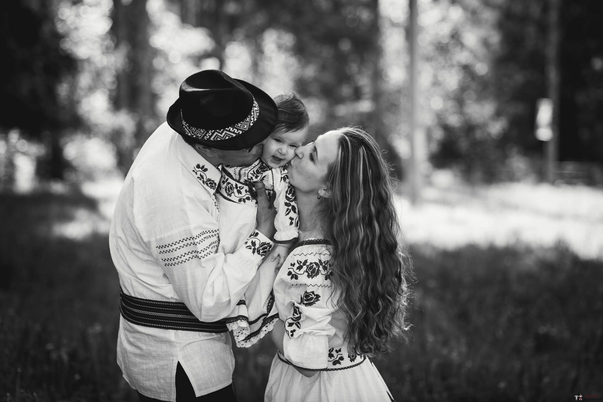 Povești Nunți Tradiționale - Anamaria și Ionuț-Mihai, nuntă în Târgu Ocna 5