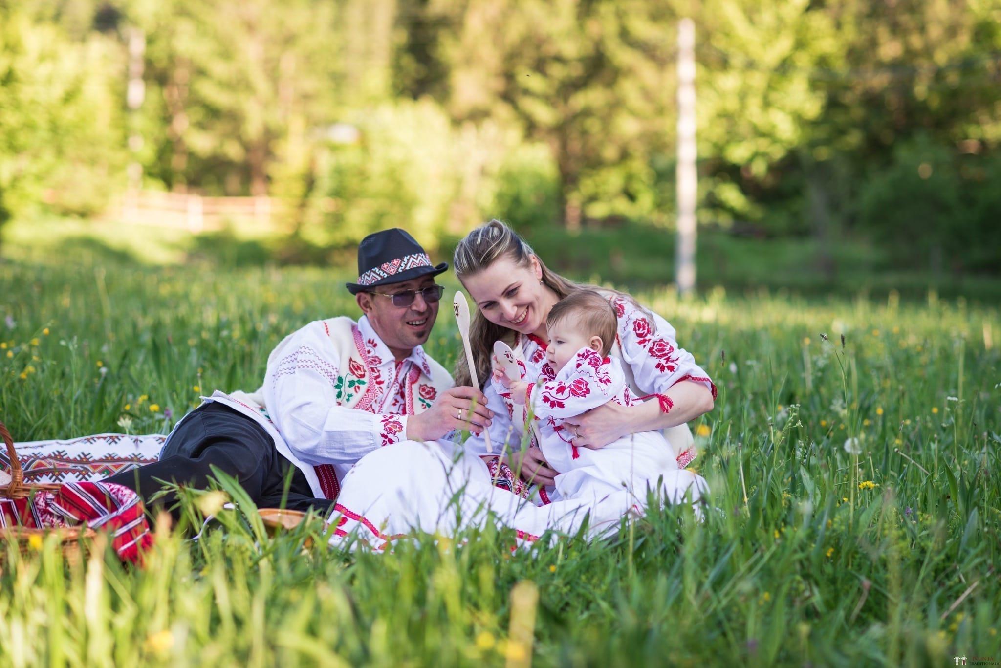 Povești Nunți Tradiționale - Anamaria și Ionuț-Mihai, nuntă în Târgu Ocna 7