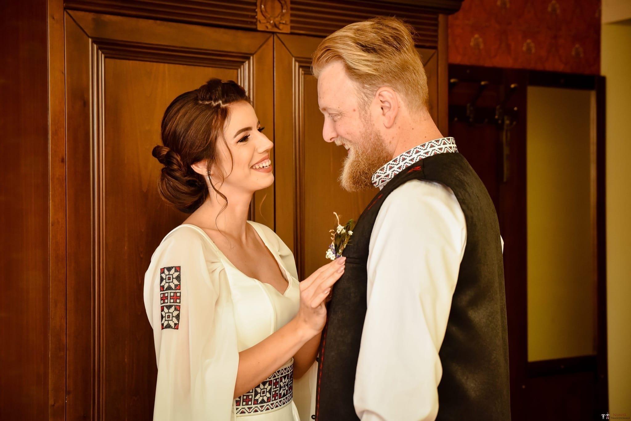Povești Nunți Tradiționale - Georgiana și Andrei, nuntă tradițională în Iași 9