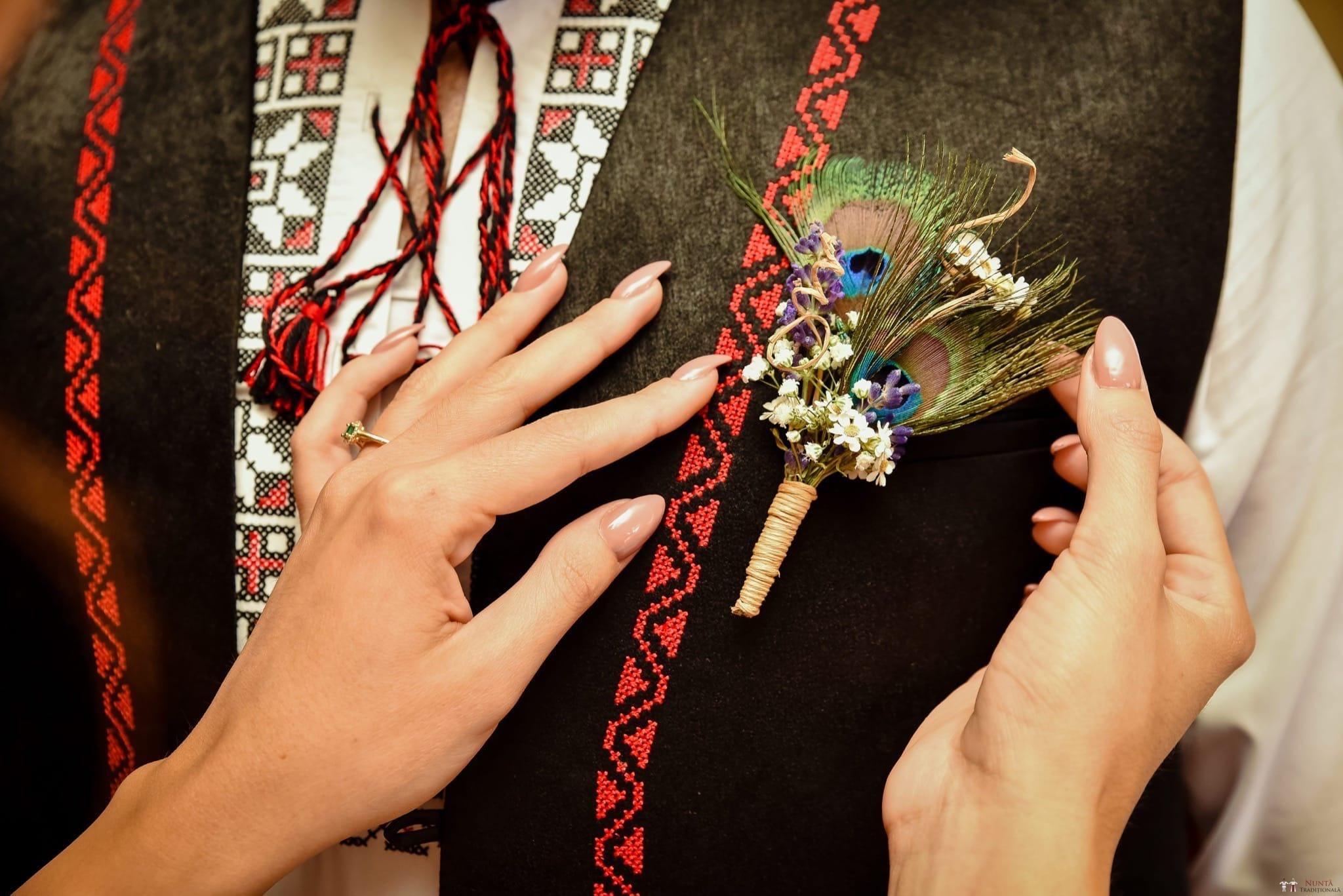 Povești Nunți Tradiționale - Georgiana și Andrei, nuntă tradițională în Iași 10