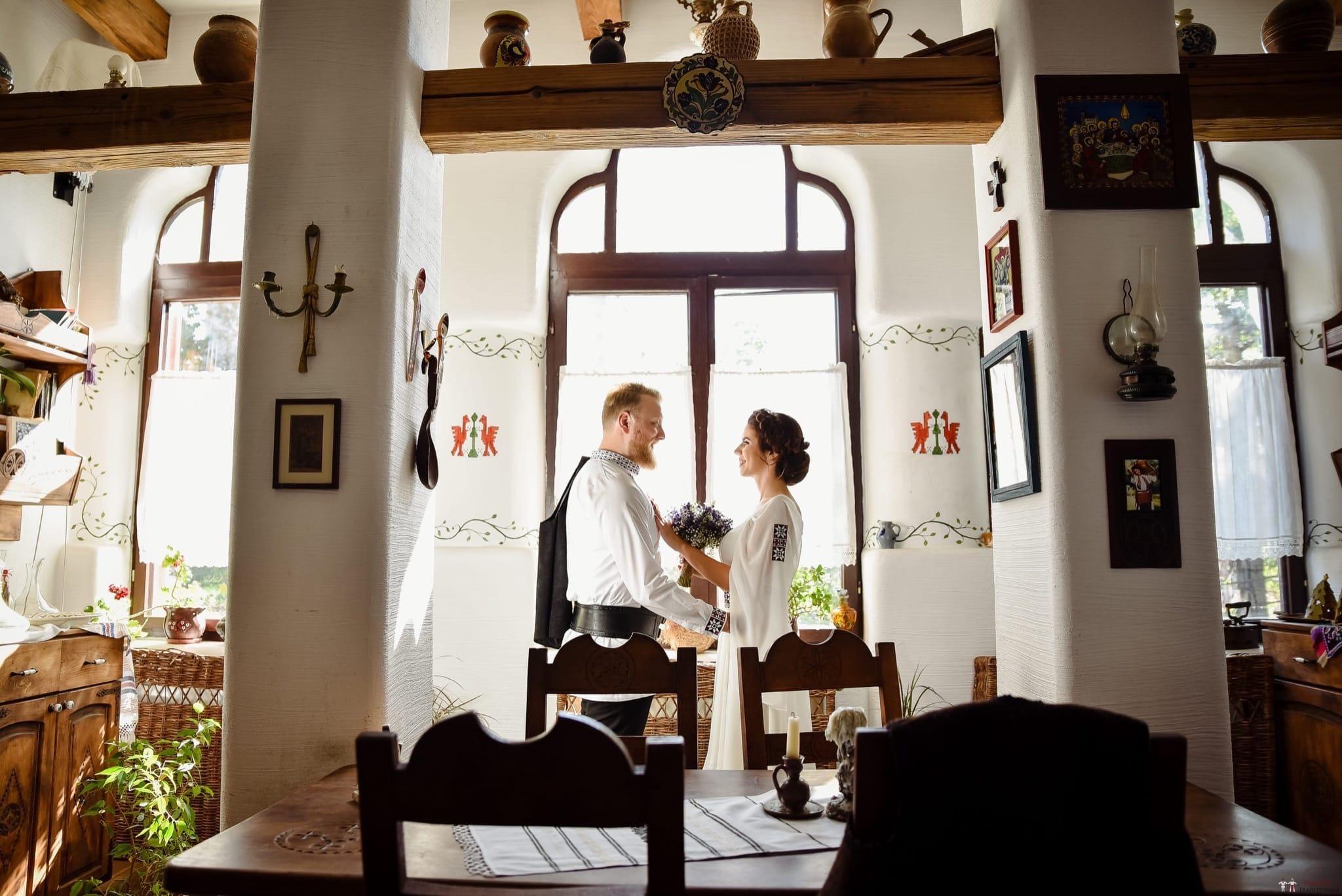 Povești Nunți Tradiționale - Georgiana și Andrei, nuntă tradițională în Iași 11