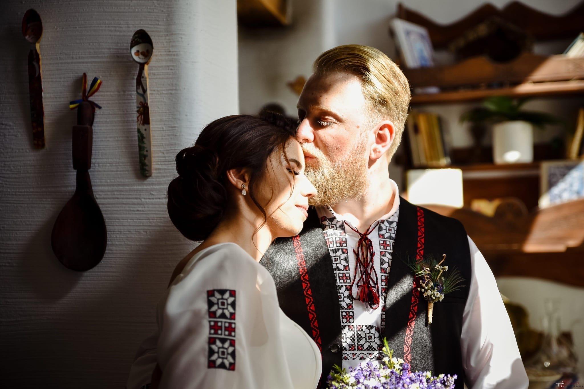 Povești Nunți Tradiționale - Georgiana și Andrei, nuntă tradițională în Iași 12