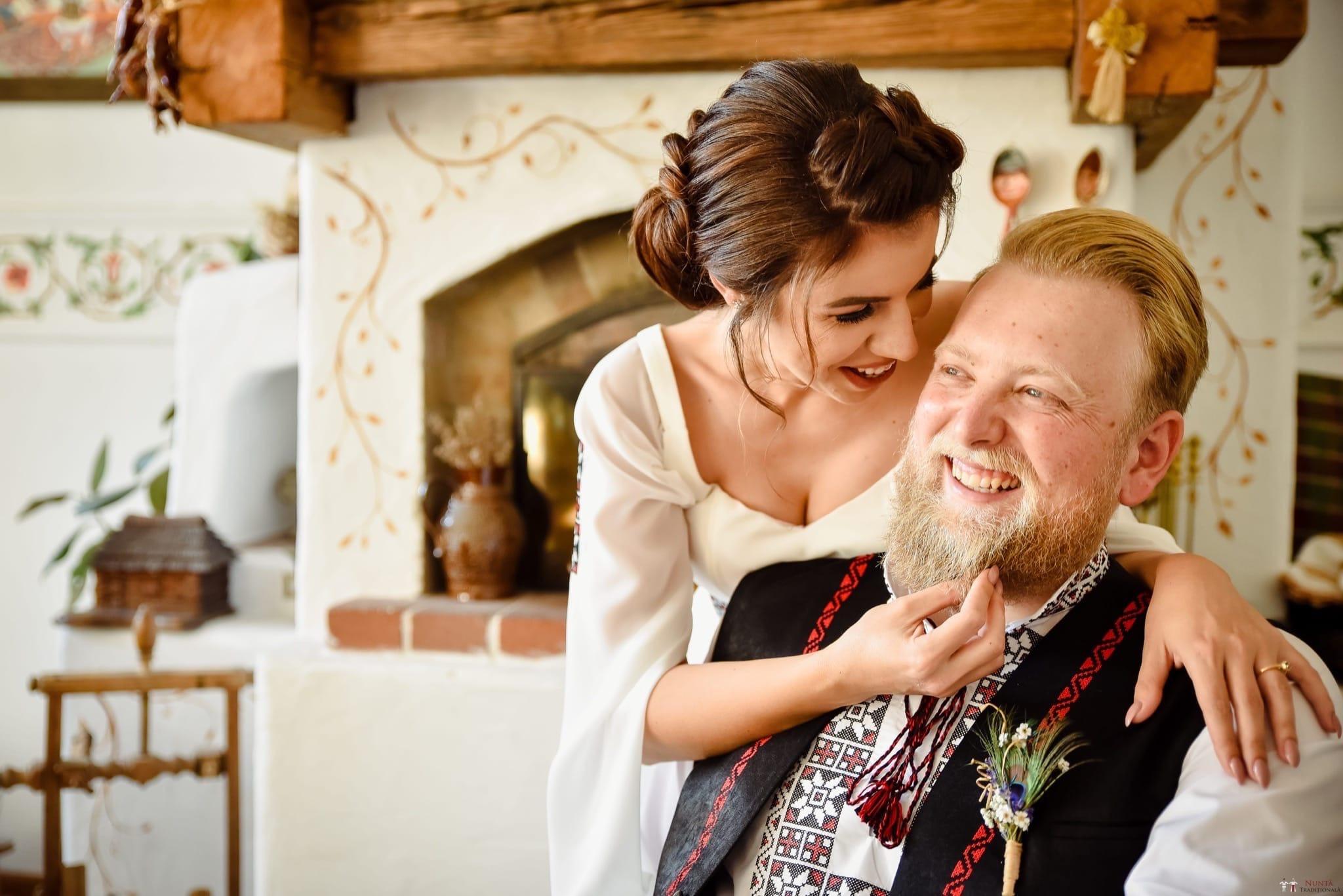 Povești Nunți Tradiționale - Georgiana și Andrei, nuntă tradițională în Iași 14