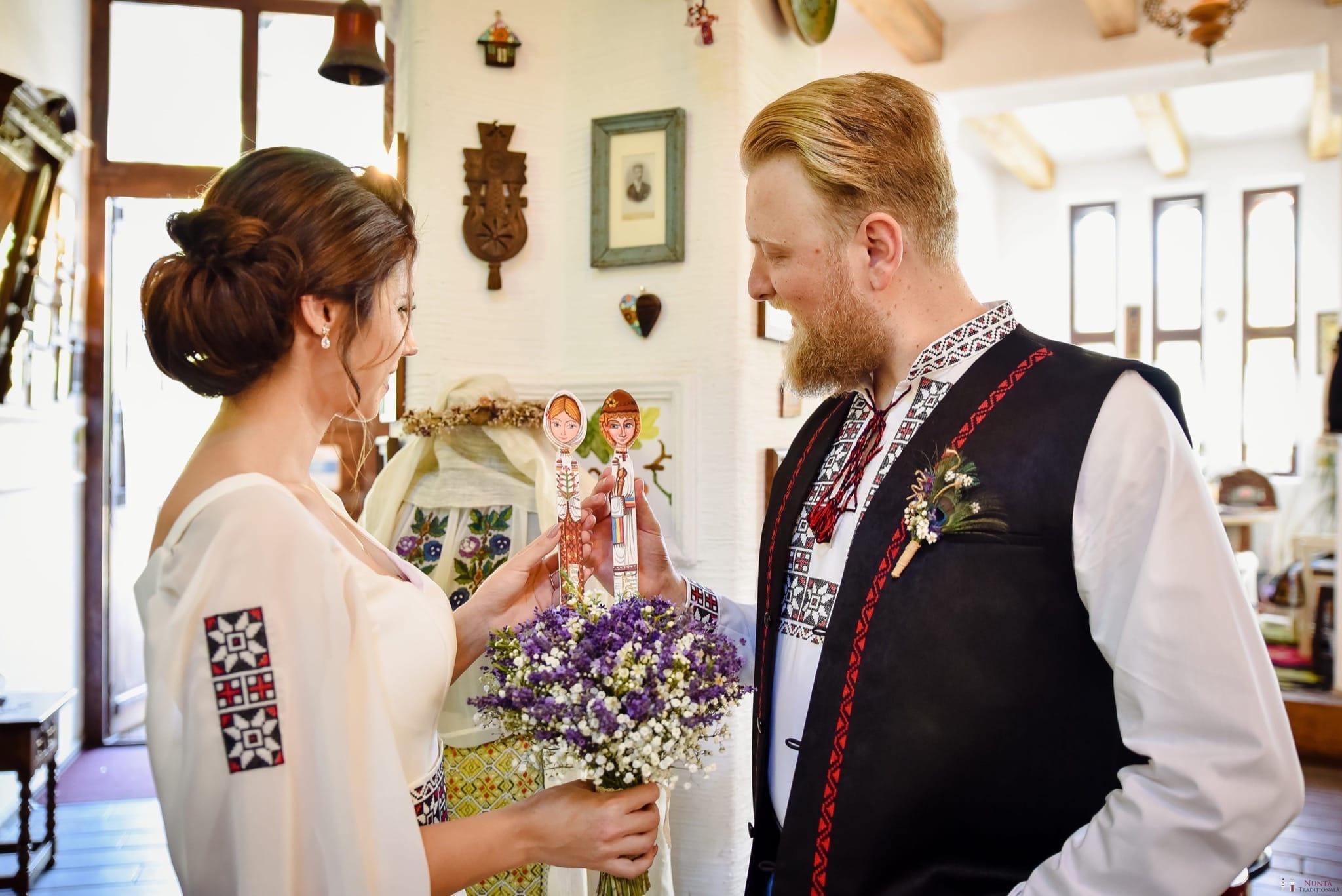 Povești Nunți Tradiționale - Georgiana și Andrei, nuntă tradițională în Iași 15