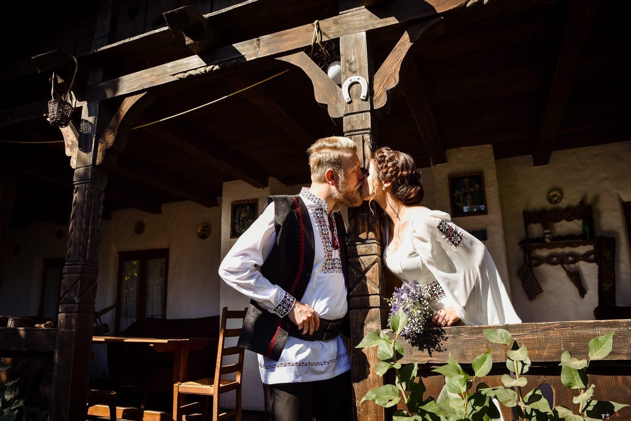 Povești Nunți Tradiționale - Georgiana și Andrei, nuntă tradițională în Iași 17